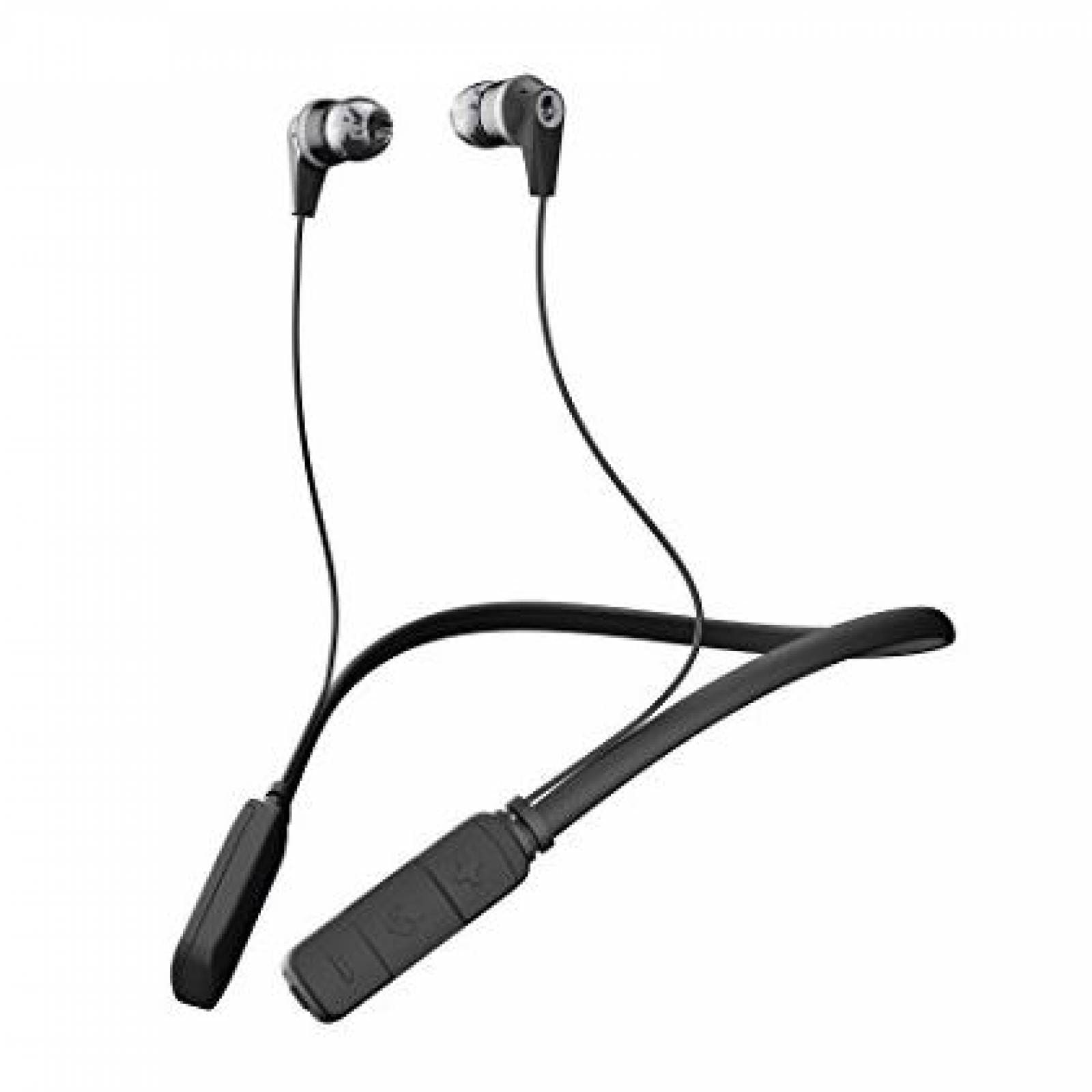 Audifonos Skullcandy Inkd Bluetooth Negro con gris S2IKW-J509