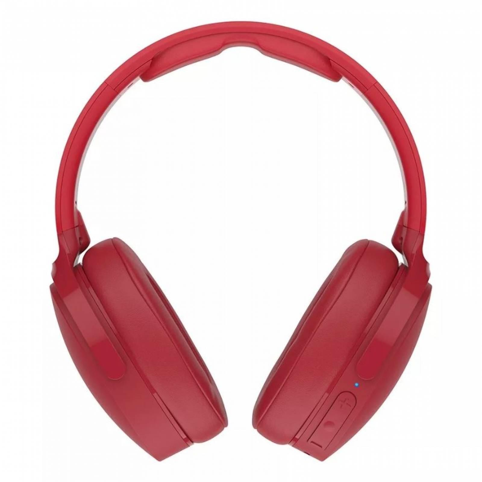Audifonos Skullcandy HESH 3 Rojo S6HTW-K613