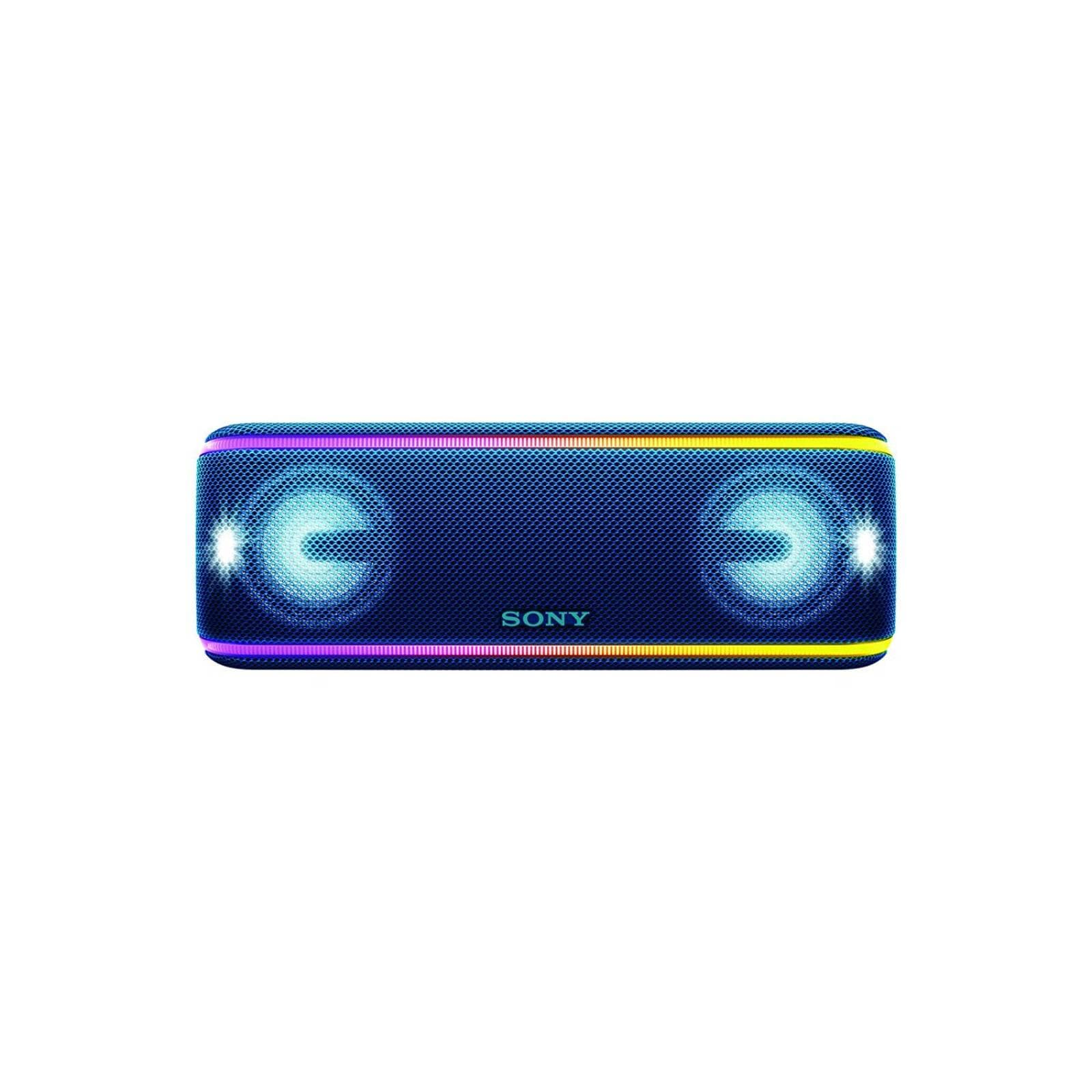 Bocina Bluetooth portatil  Manos libres  EXTRA BASS Azul  XB41