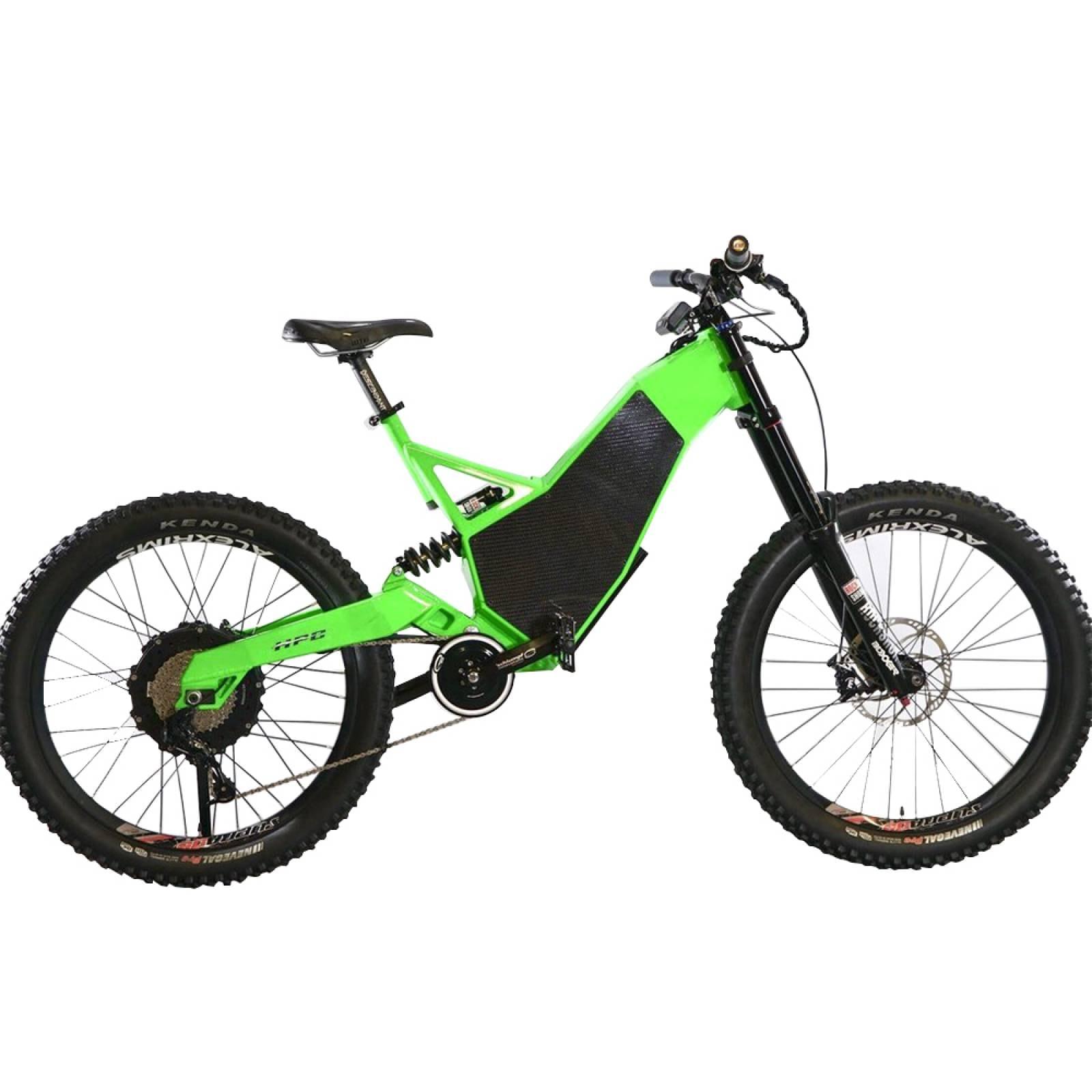 motor central bicicleta electrica