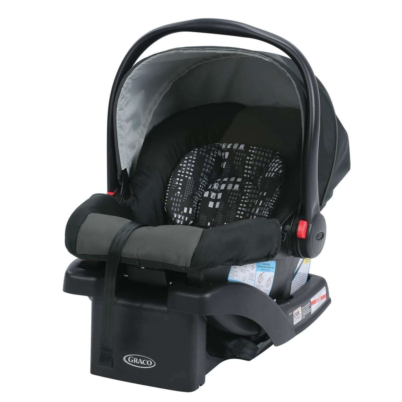 Autoasiento Bebés Ultraligero Snugride 30 Nyc Negro Prinsel