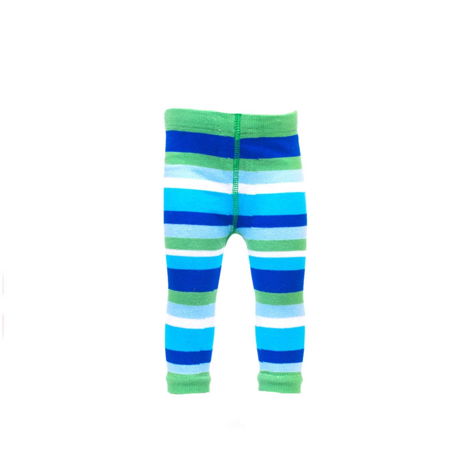 Legging Rayas Estampado Mounstrito algodón 24-36 Meses Baby room