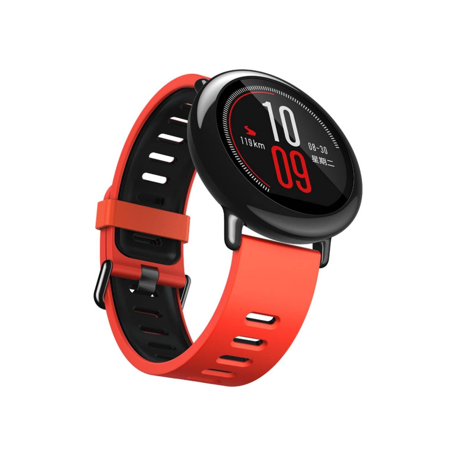 Reloj Inteligente Xiaomi Original Amazfit Pace Rojo