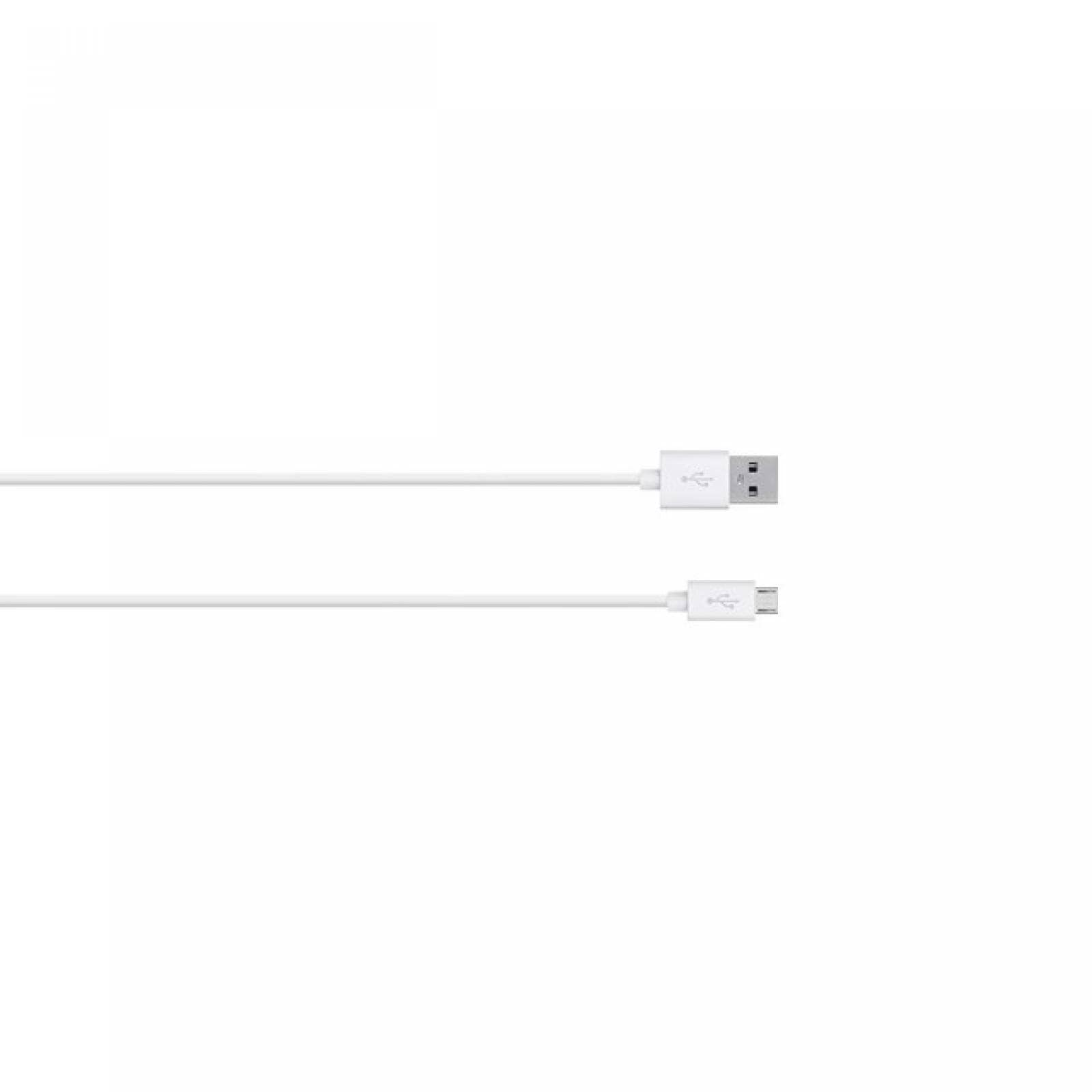 Cable  USB 2.4 Micro Blanco Belkin