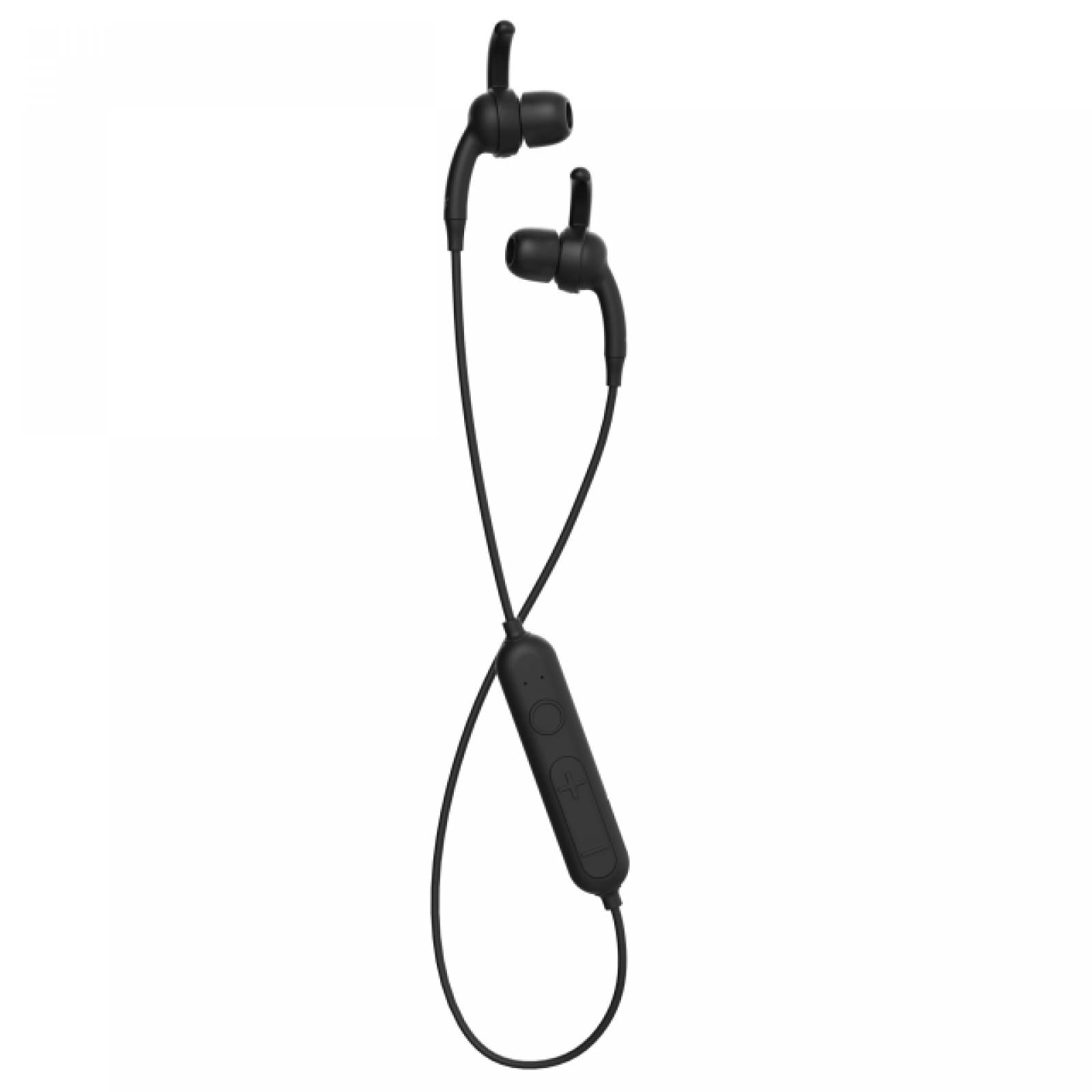 Audífonos In Ear Bluetooth negros iFrogz