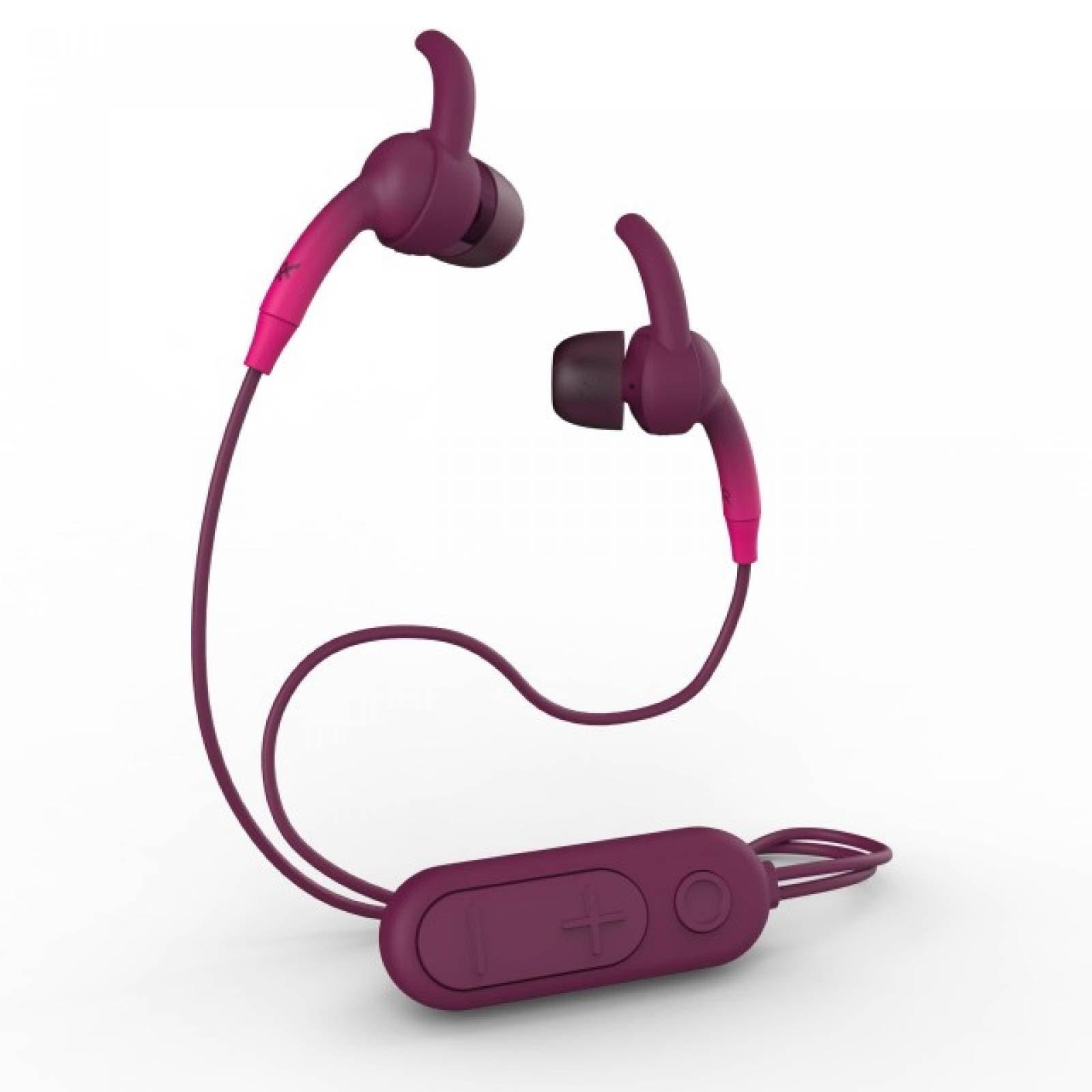 Audífonos In Ear Bluetooth morados/rosa iFrogz