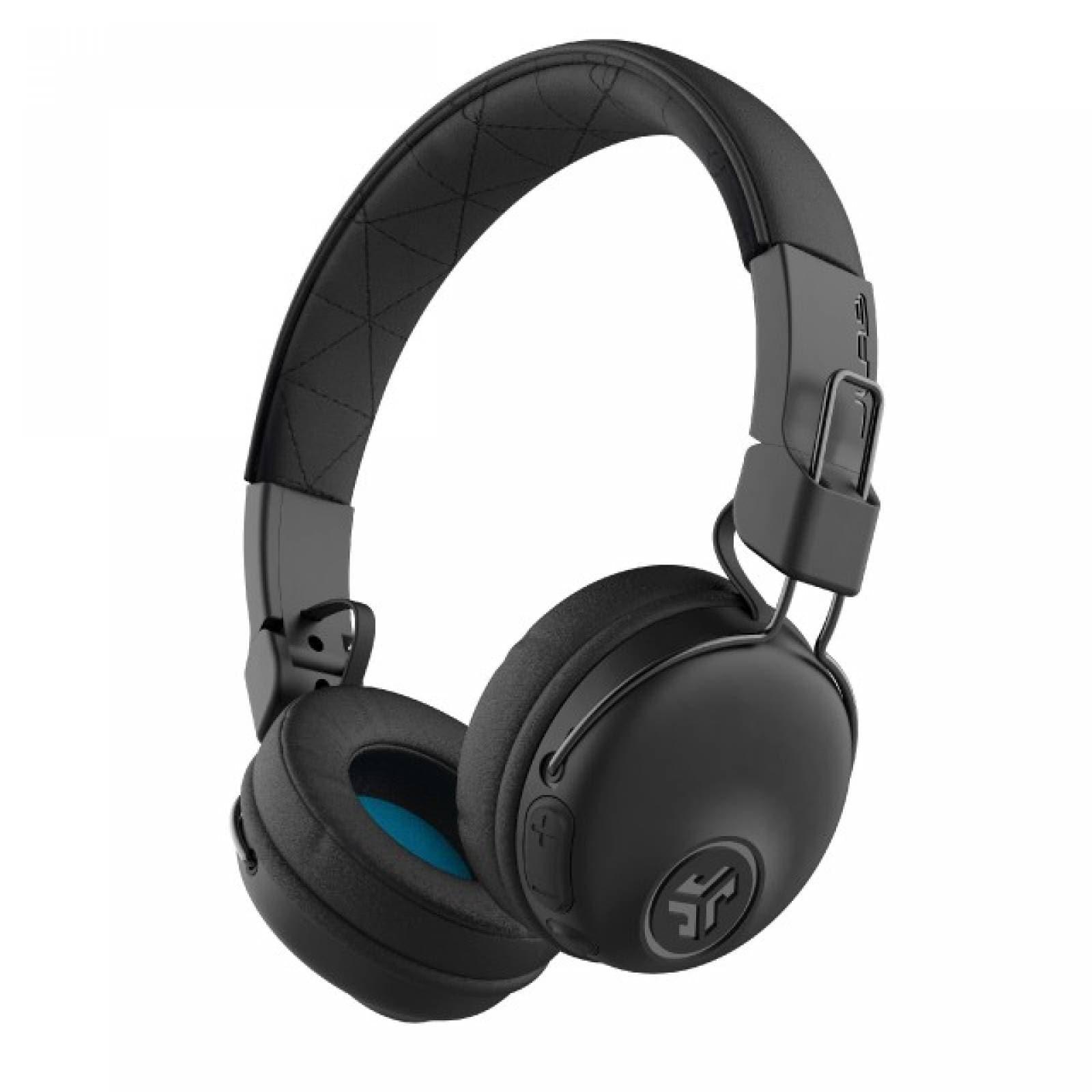 Audífonos Over Ear Bluetooth Studio negros JLAB