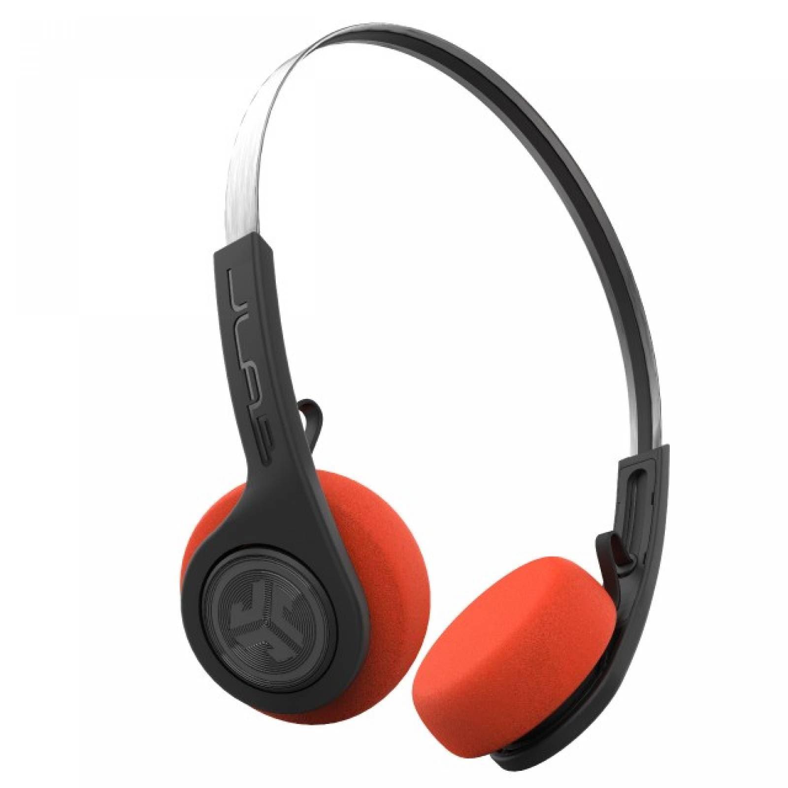 Audífonos Over Ear Bluetooth Rewind negros JLAB