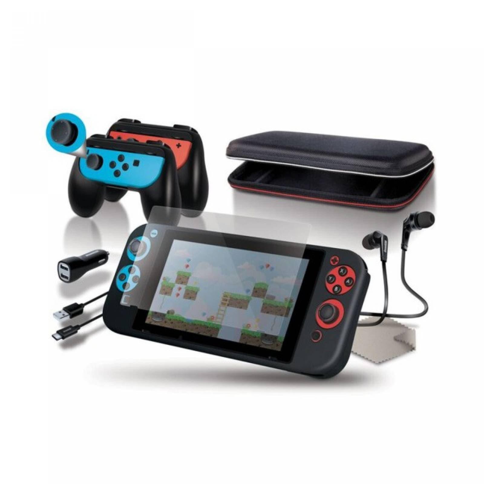 Kit de accesorios Nintendo Switch DreamGear