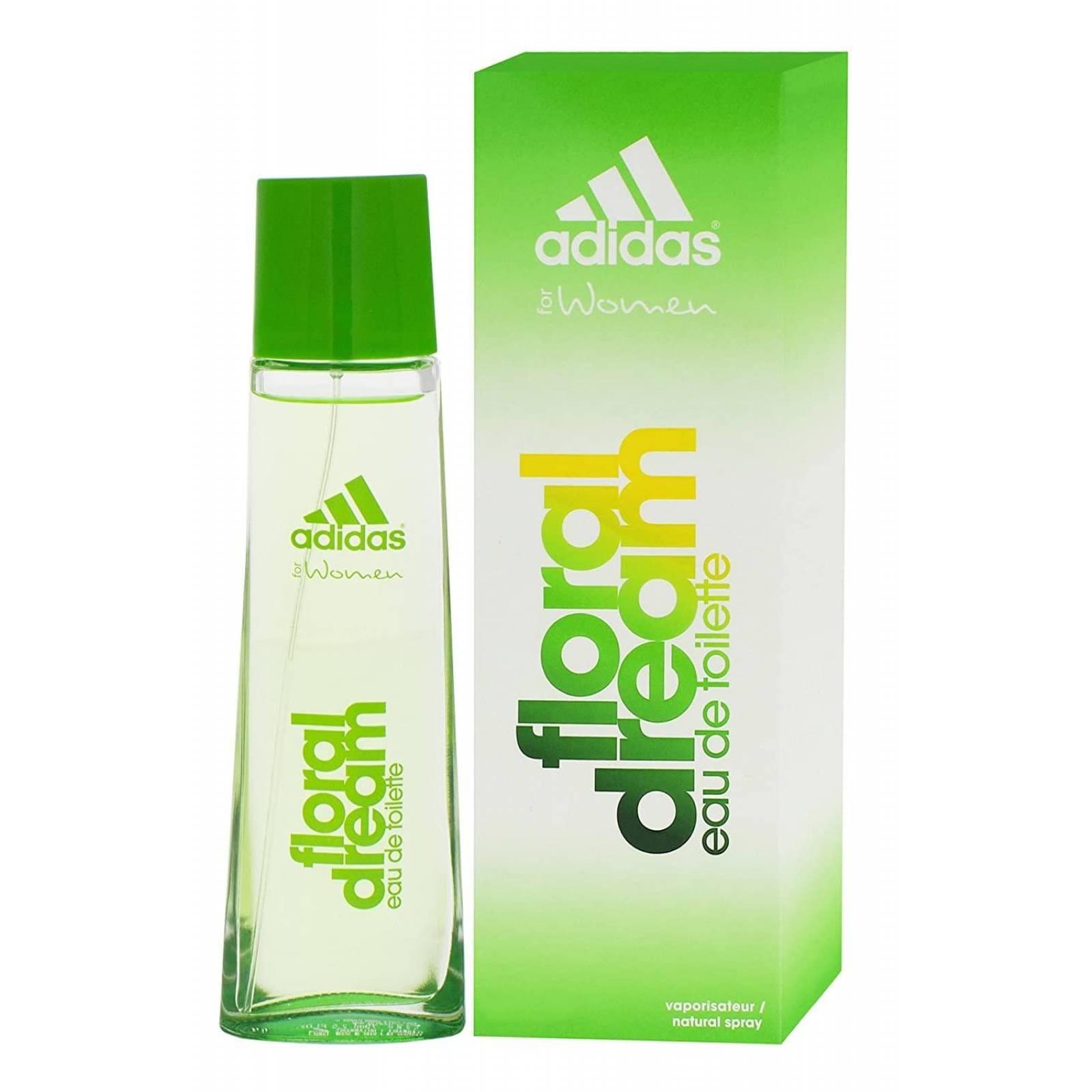 Psiquiatría código Morse Imaginativo  Perfume Floral Dream de Adidas EDT 75 ml
