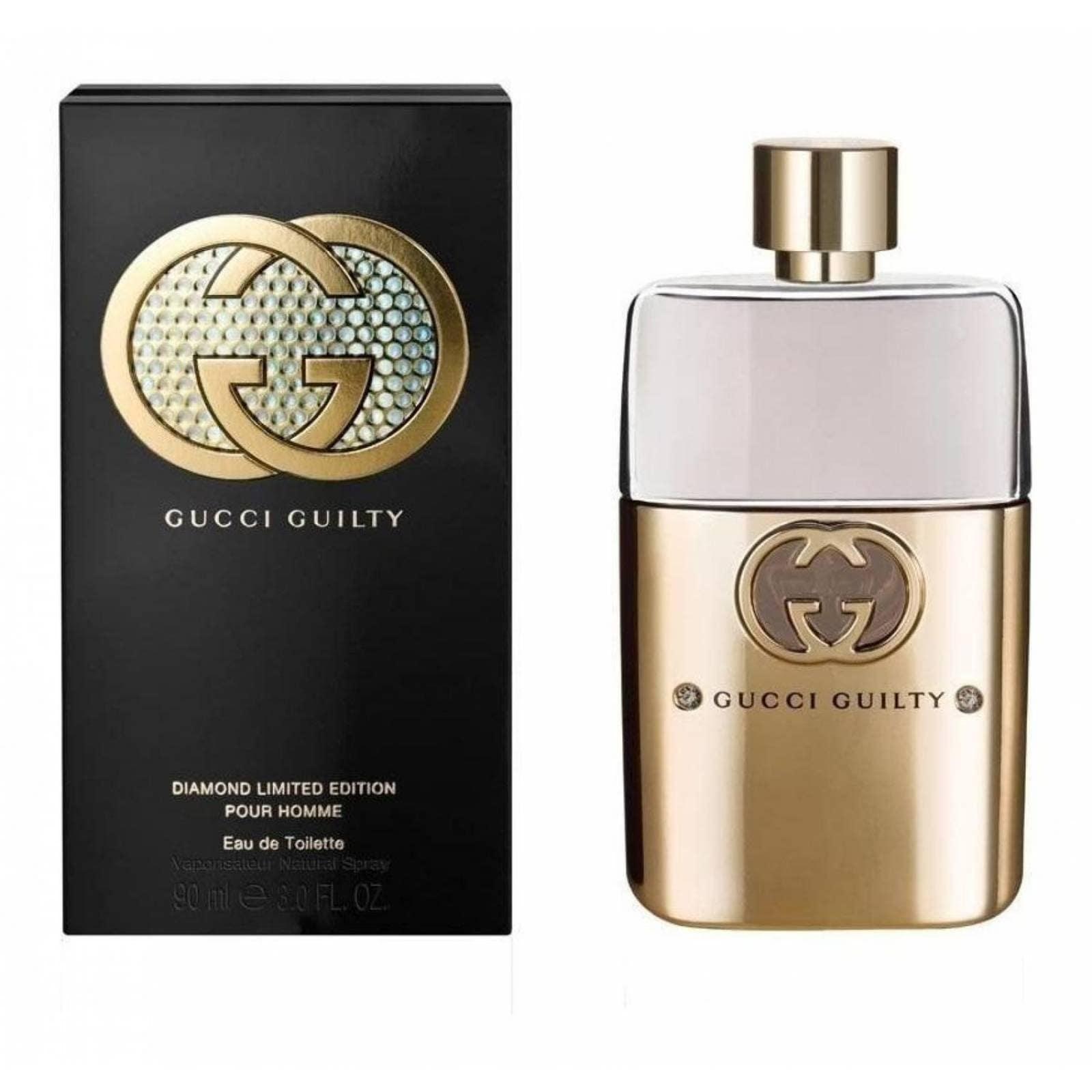 Loción Guilty Diamond Limited Edition de Gucci EDT 90 ml