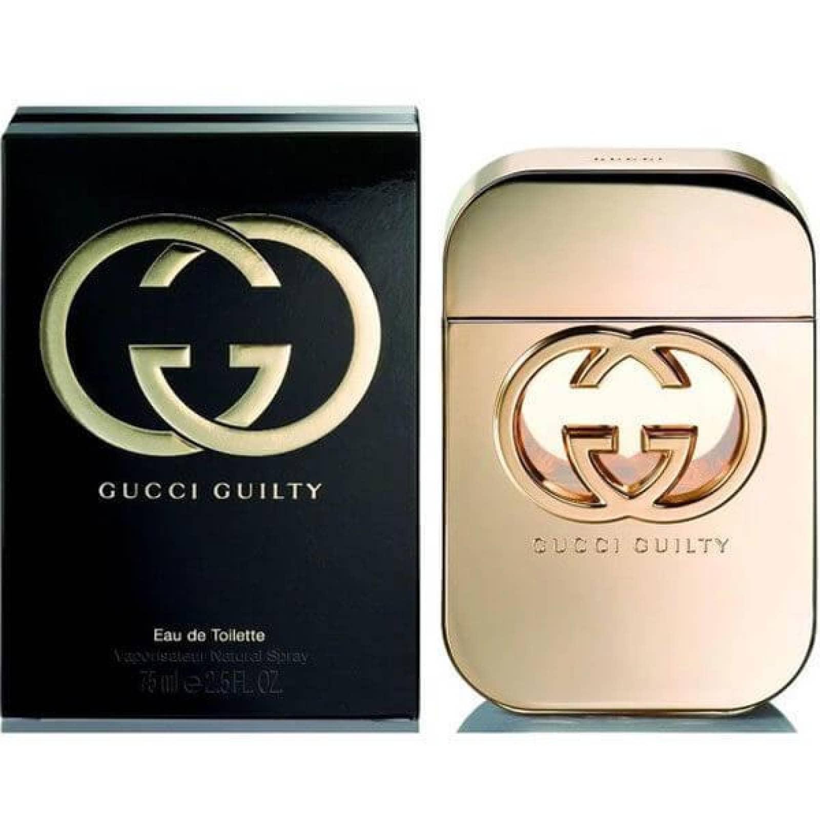 Guilty Eau de Gucci Dama de 75 ml