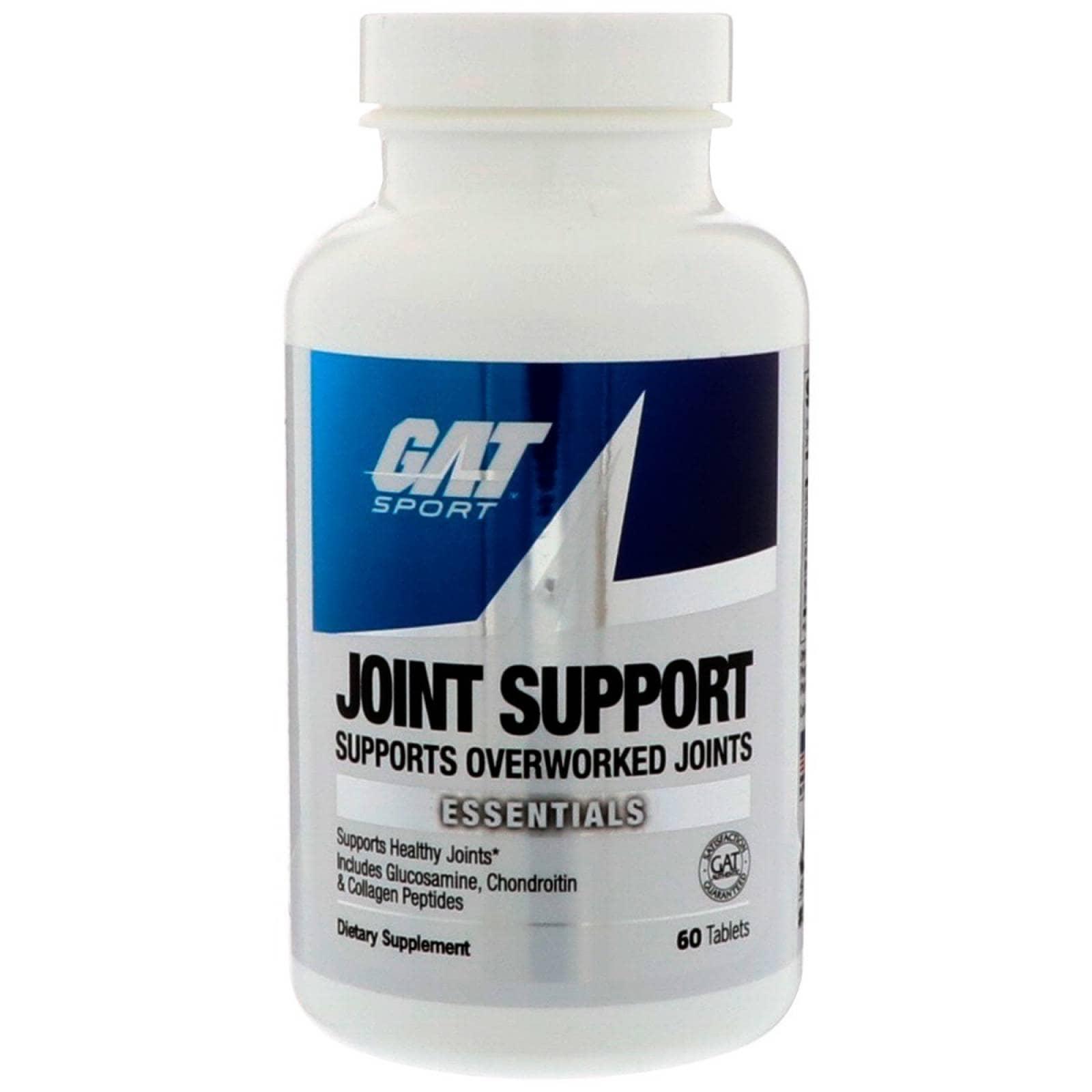 Glucosamina GAT Joint Support 60 Cápsulas