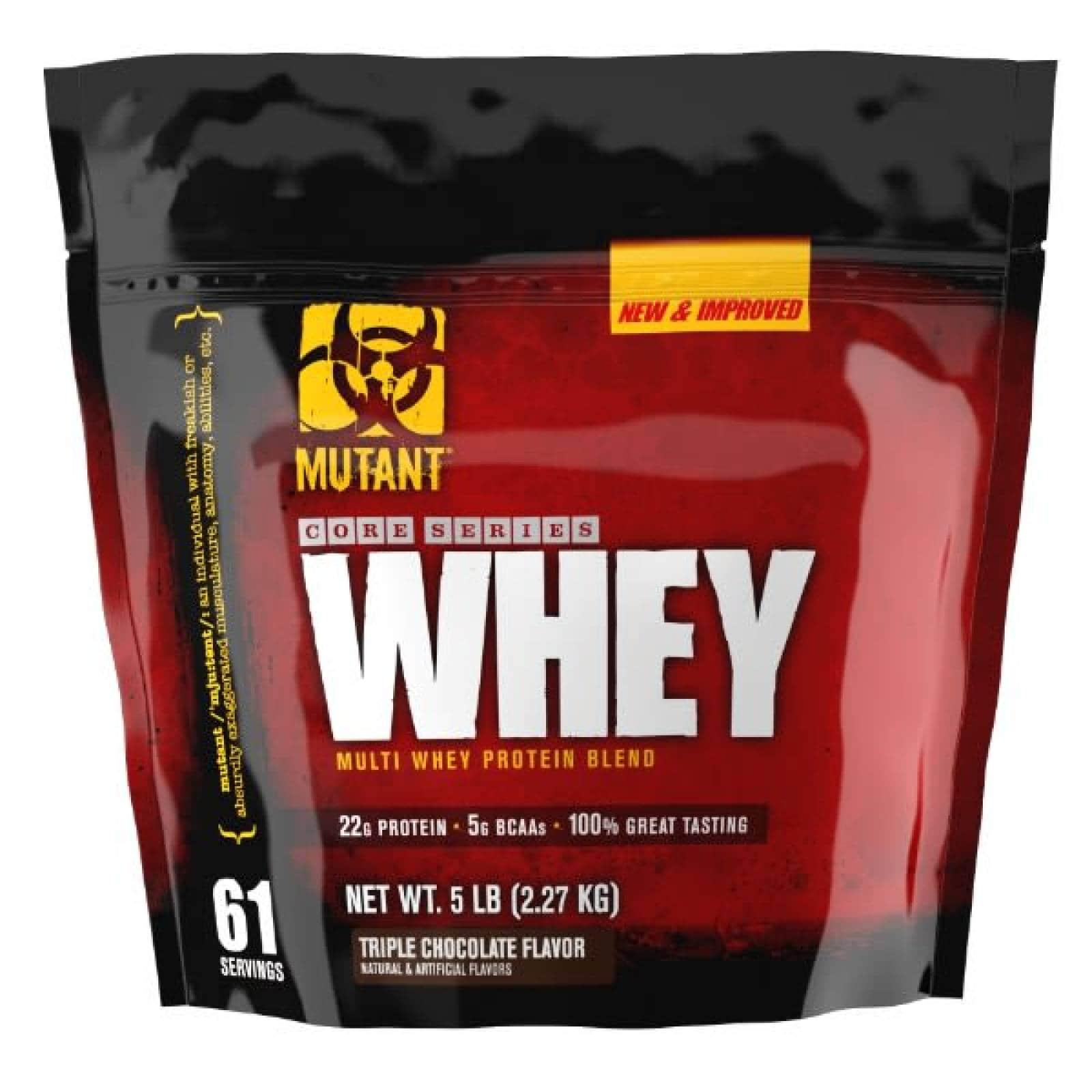Proteína Mutant Whey 5 lbs