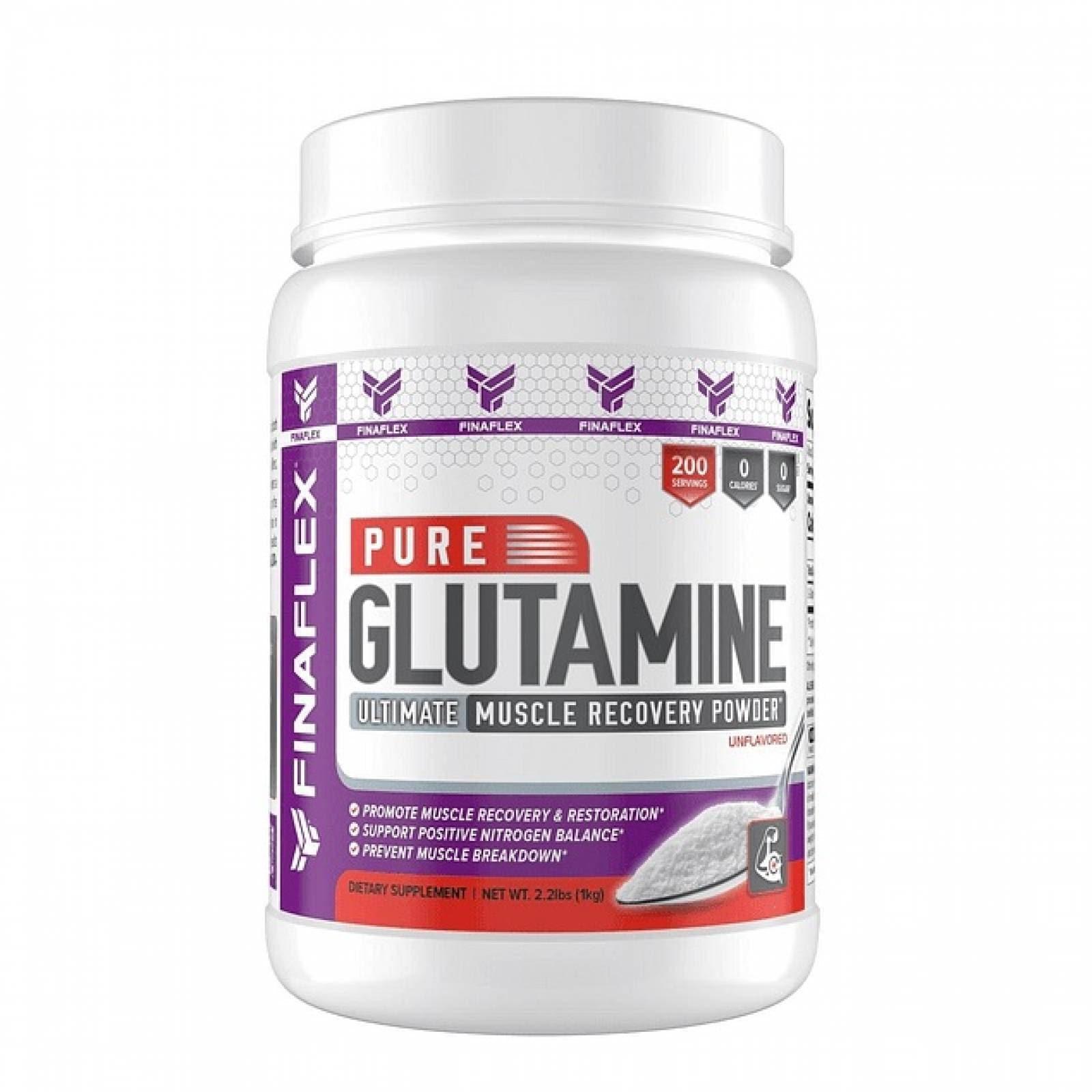 Glutamina FINAFLEX Pure 1 kg