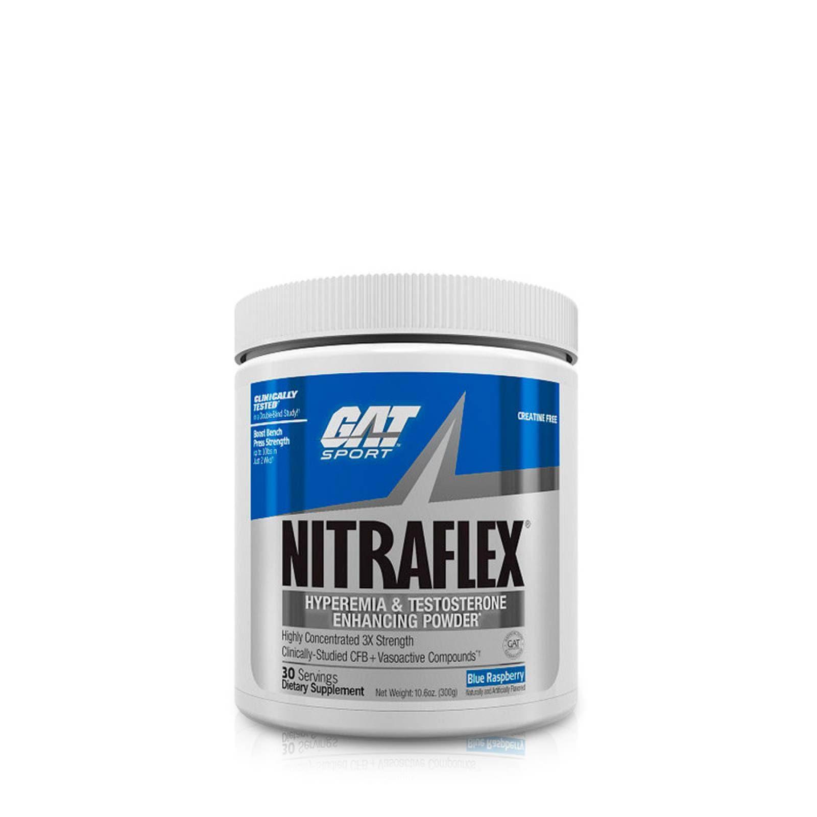 Oxido Nitrico GAT Nitraflex 300 g