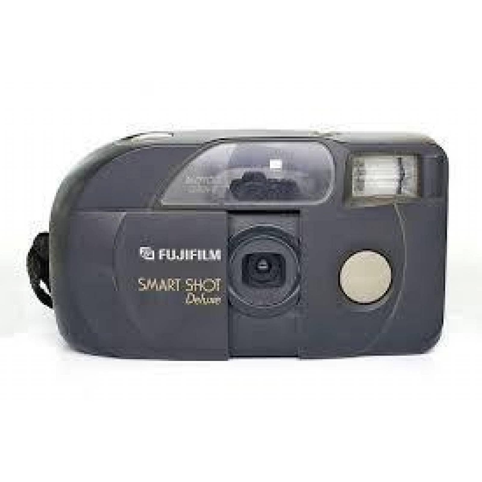 CAMARA FUJI SMART SHOT DELUXE 35MM