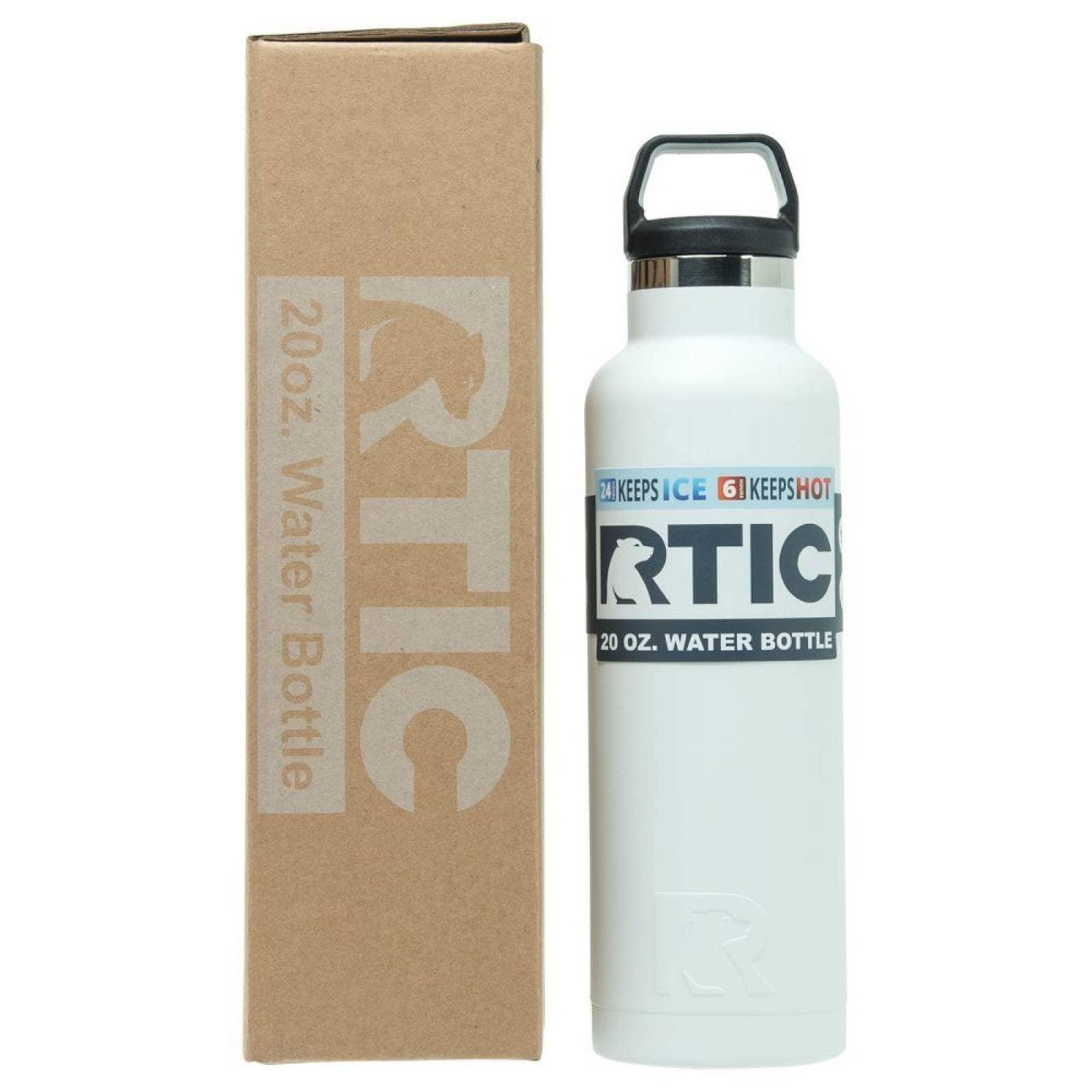 RTIC Water Bottle 20 oz. Chalk Matte   687
