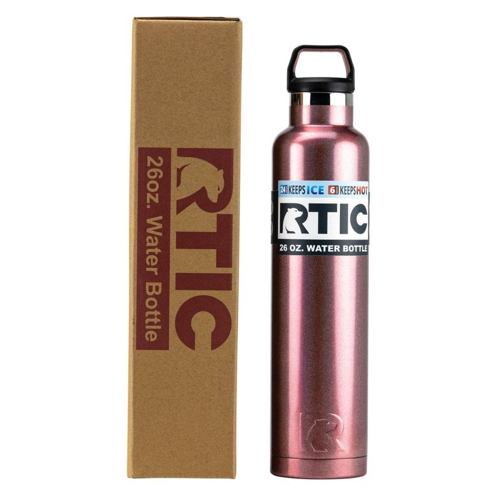 RTIC Water Bottle 26 oz. Lava   1172
