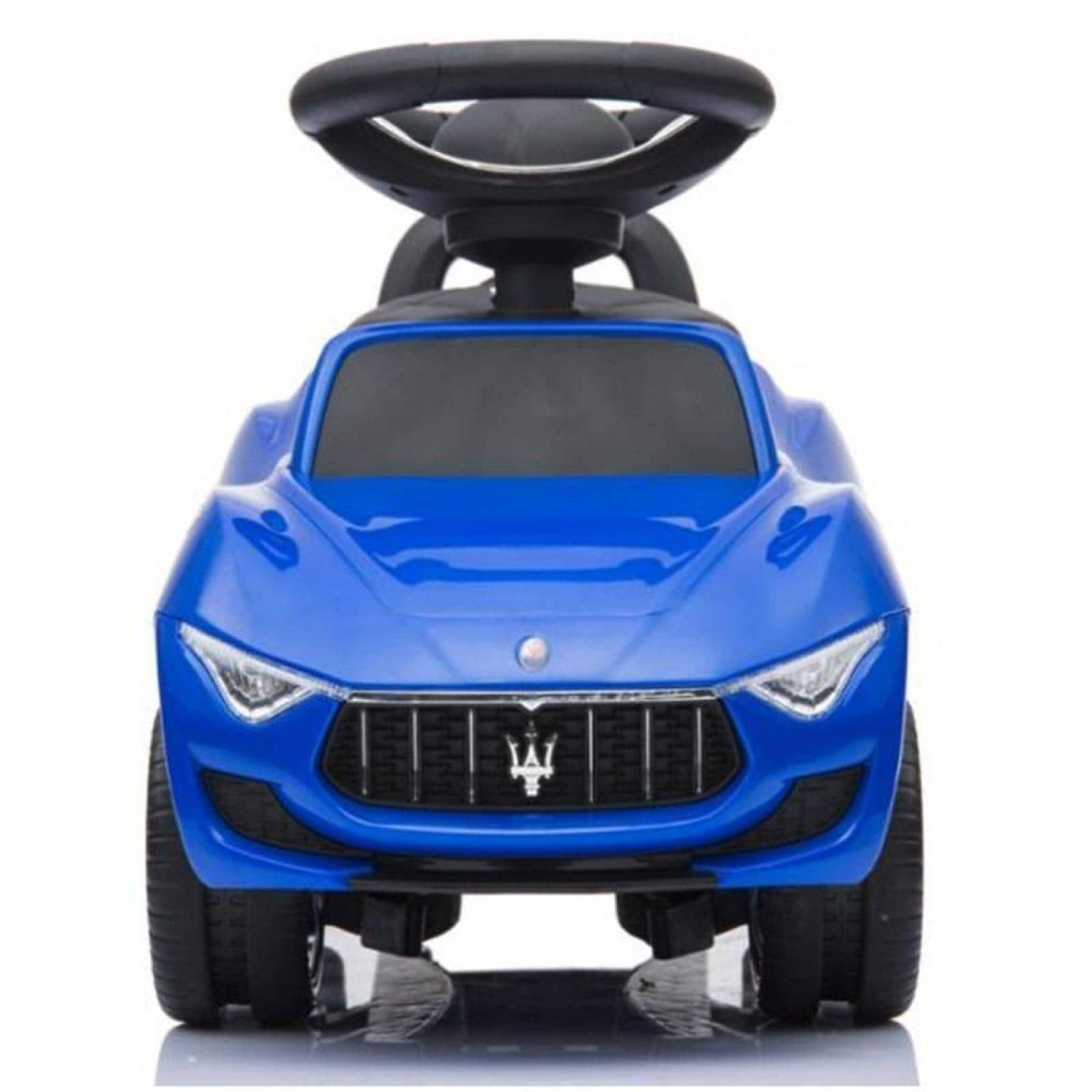 Maserati montable electrico push car Best Ride on Cars (CL) Azul
