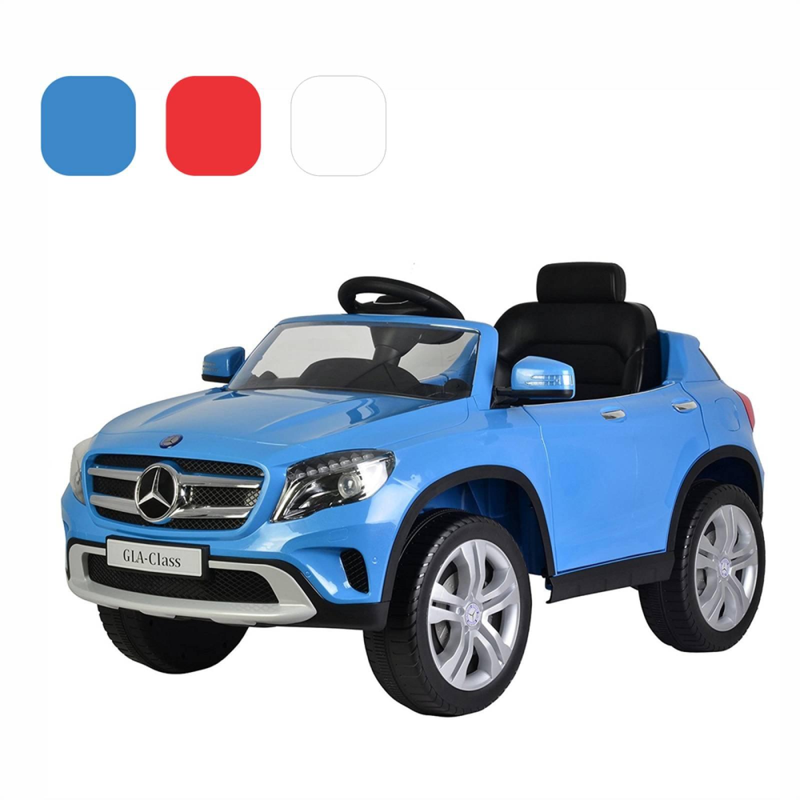 f50c0c363 Carro Montable Eléctrico Mercedes Gla 12V