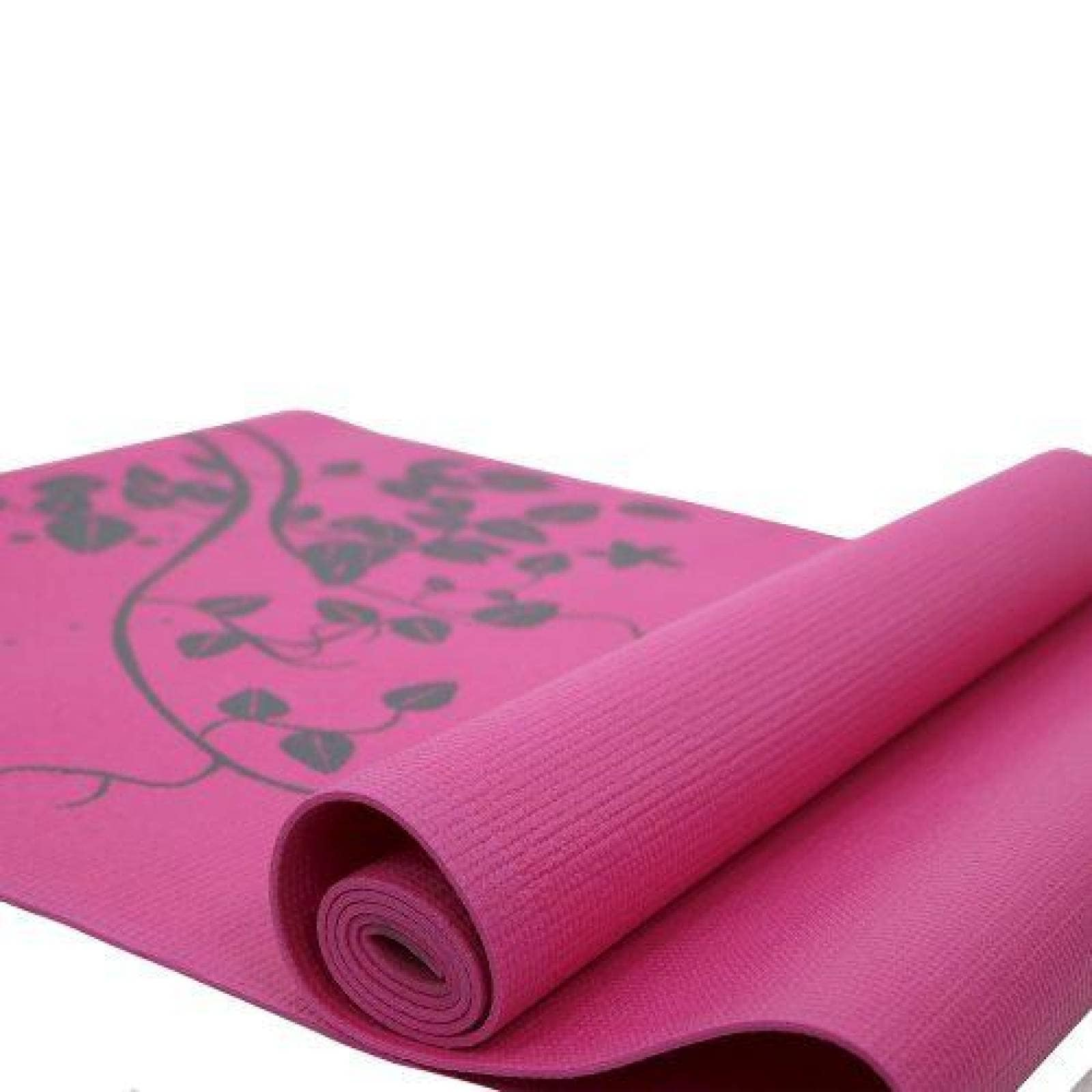 12 Tapetes Antiderrapante 3mm Yoga Pilates Varios Colores