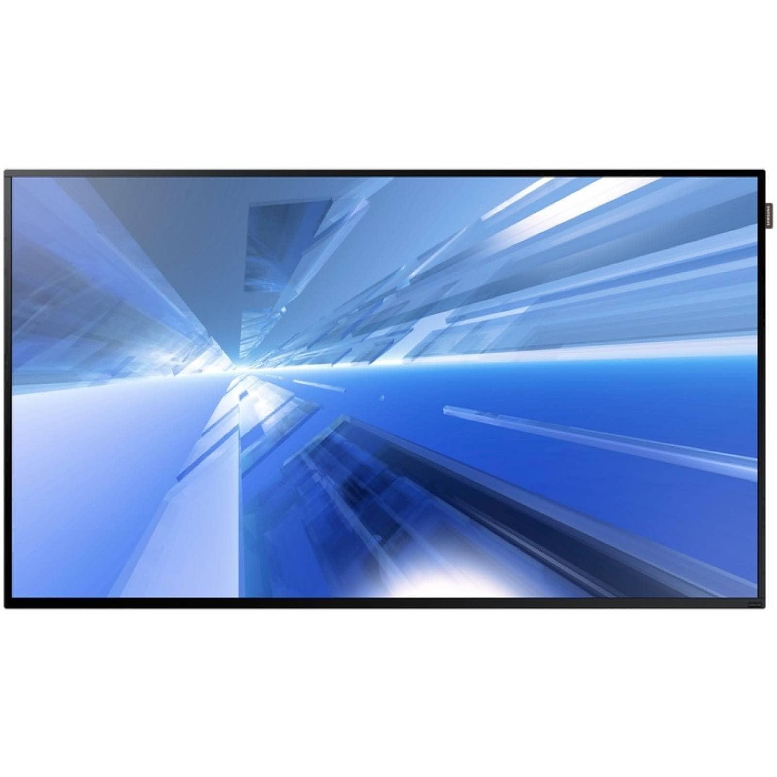 Samsung DM55E  Pantalla LED de iluminacin directa delgada de 55 quotde la serie DME
