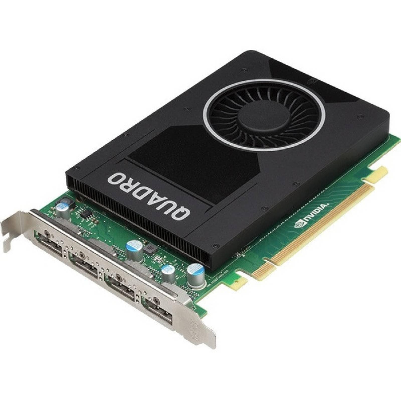 Tarjeta grfica PNY Quadro M2000  4 GB GDDR5  PCI Express 30 x16  Requiere espacio de ranura nica