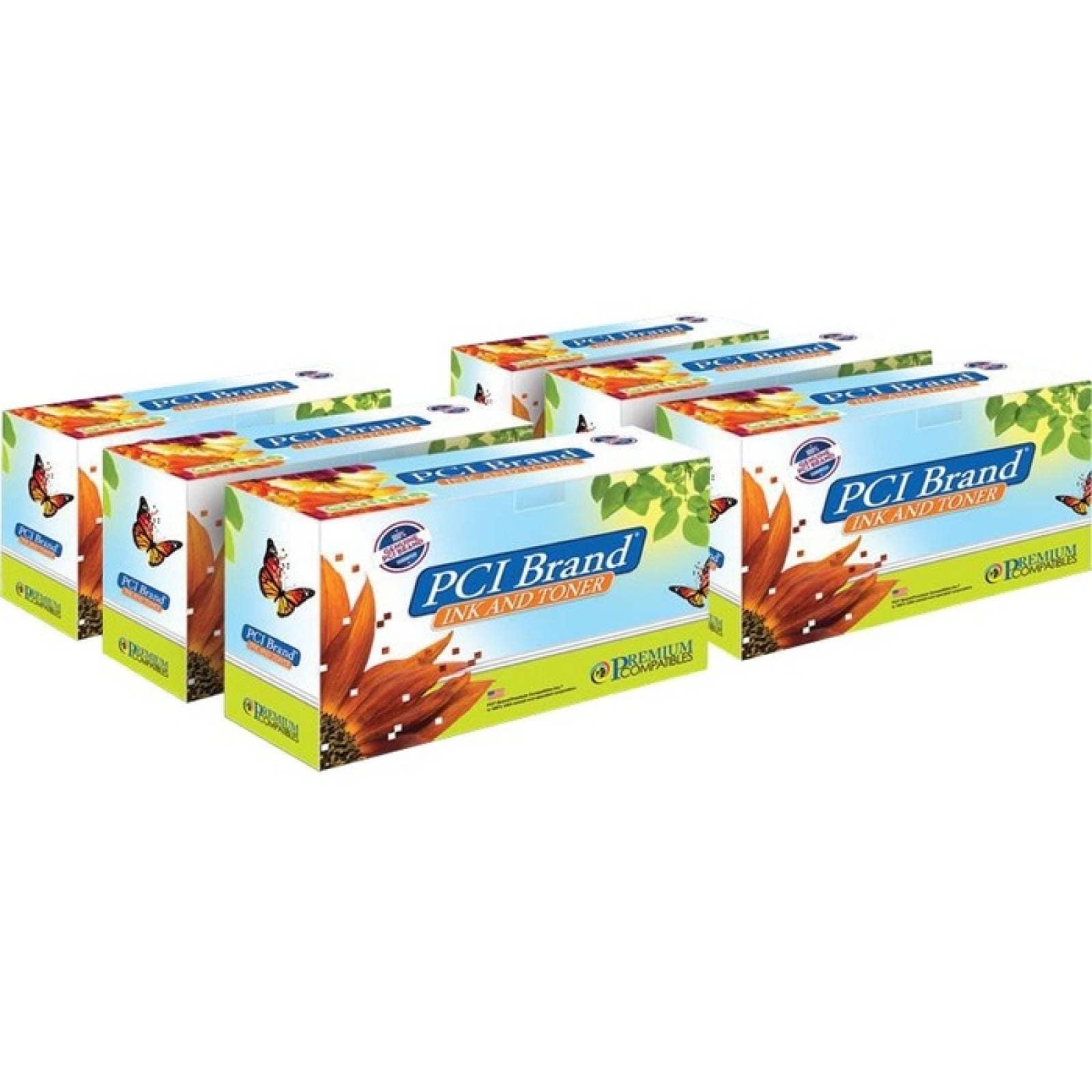Cartucho de tner 89870PCI Premium Compatibles  Negro
