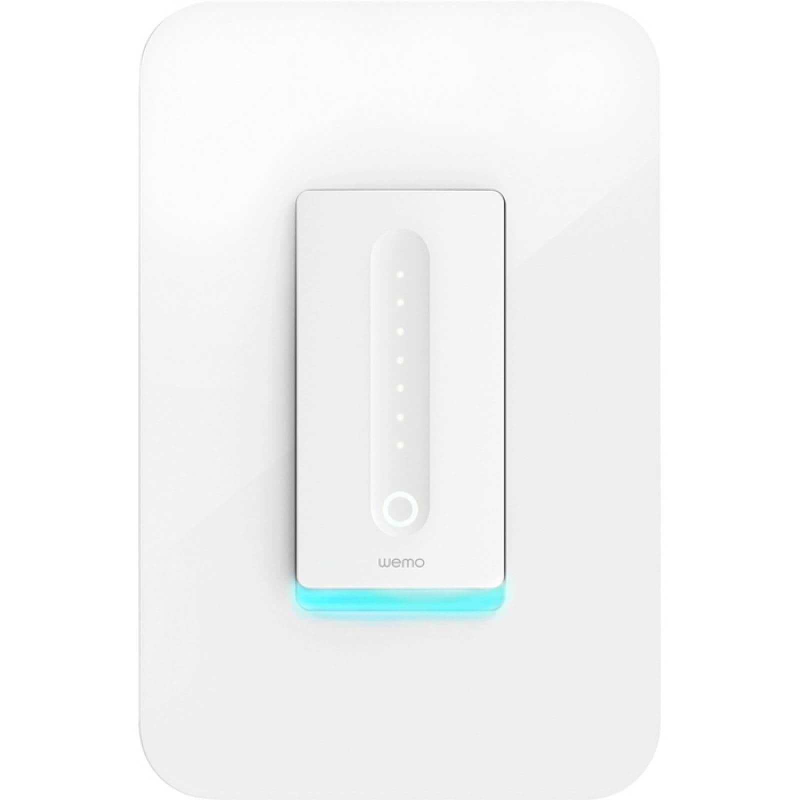 Atenuador inteligente WiFi Linksys Wemo