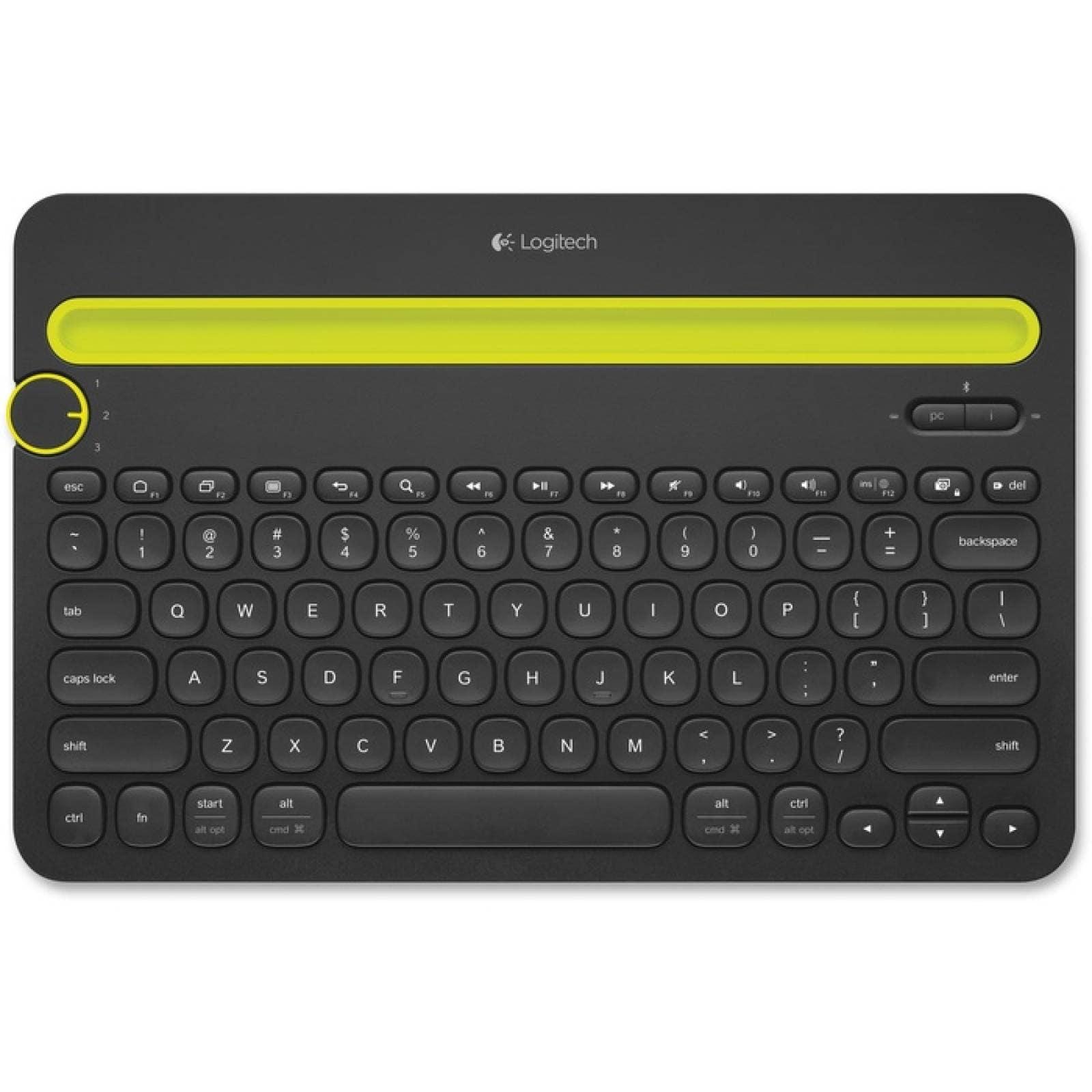 Teclado Logitech Bluetooth MultiDispositivo K480