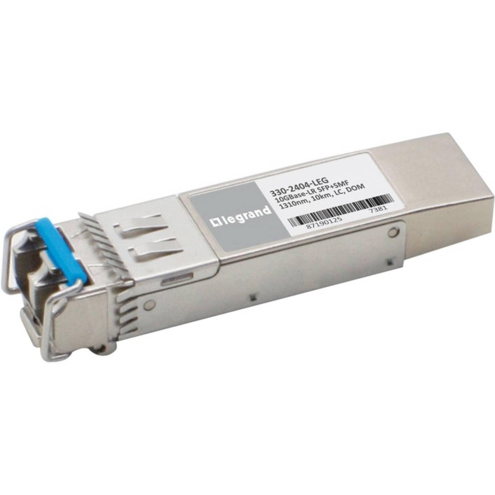 Legrand Dell 3302404 10GBaseLR SFP  Transceptor TAA