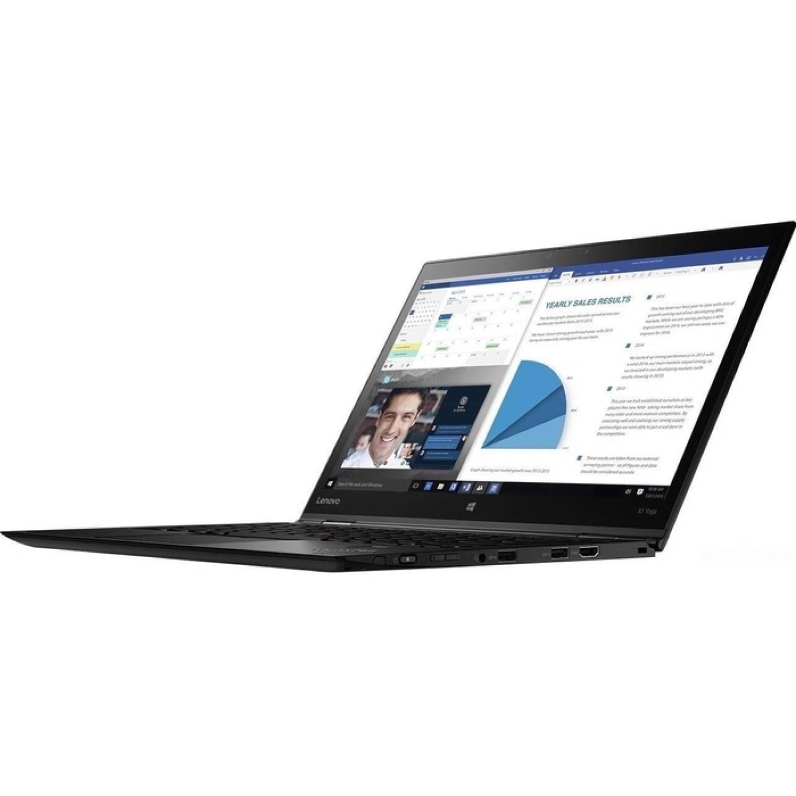 Lenovo ThinkPad X1 Yoga 20JD000QUS 14 quotPantalla tctil 2 en 1 Ultrabook  Intel Core i7 (7ma generacin) i77600U D