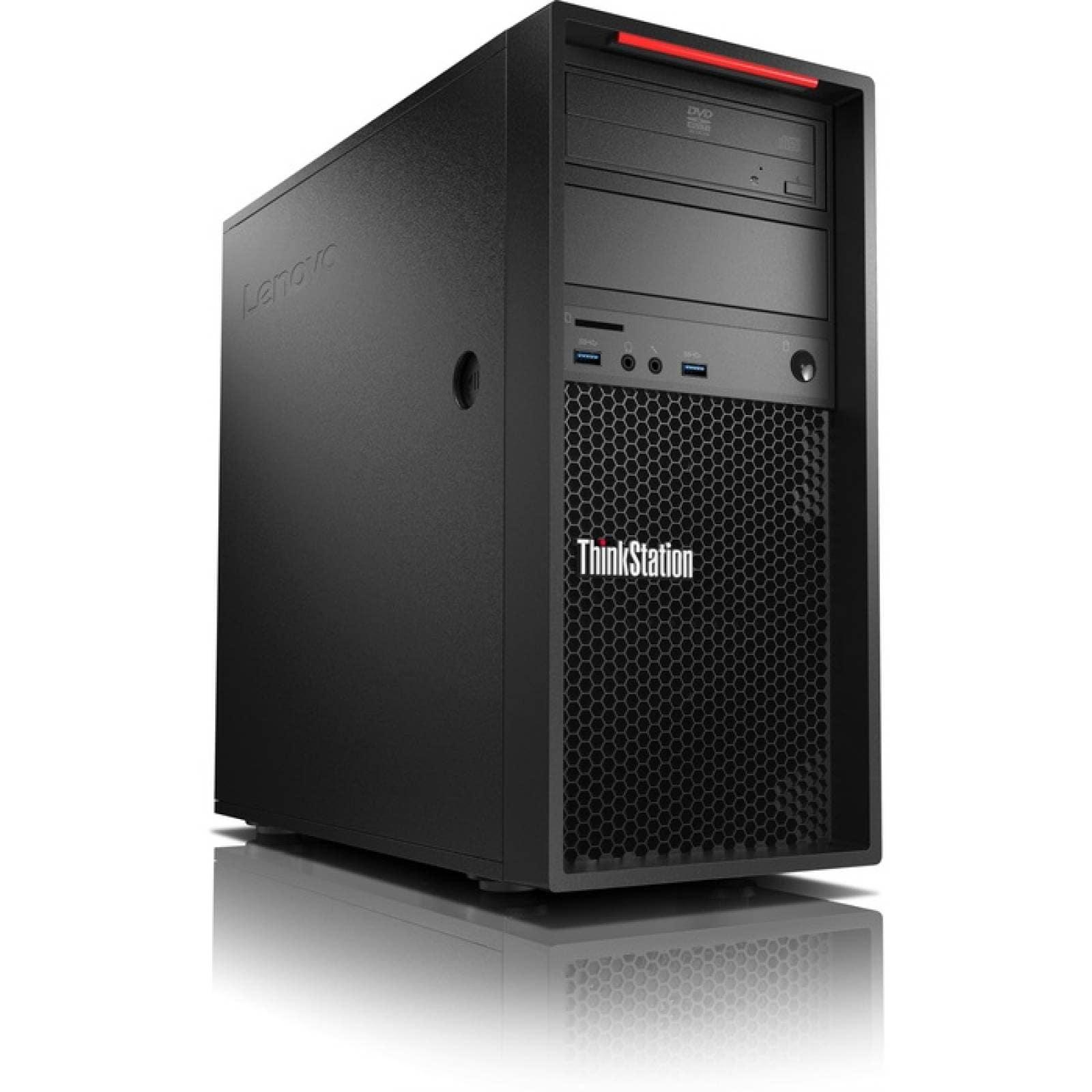 Lenovo ThinkStation P320 30BH003AUS Workstation  1 x Intel Core i7 (7ma generacin) i77700 Quadcore (4 Core) 360 GHz