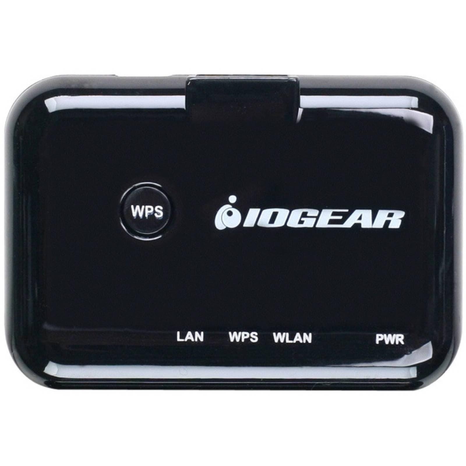IOGEAR IEEE 80211n  Adaptador de WiFi para computadora de escritorio  TV  DVR  Consola de juegos  Reproductor de