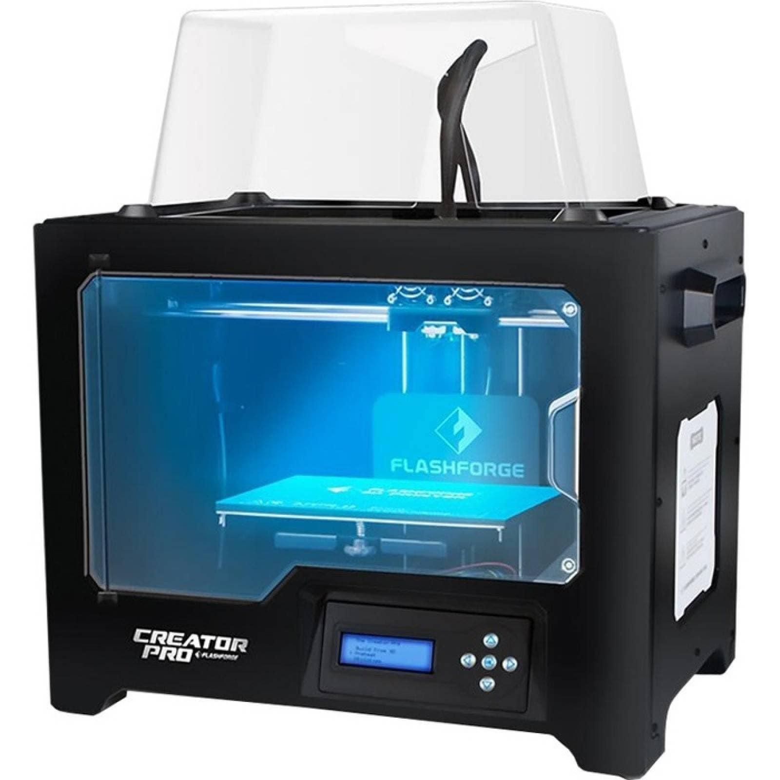 Impresora 3D Flashforge Creator Pro Dual Extrusion