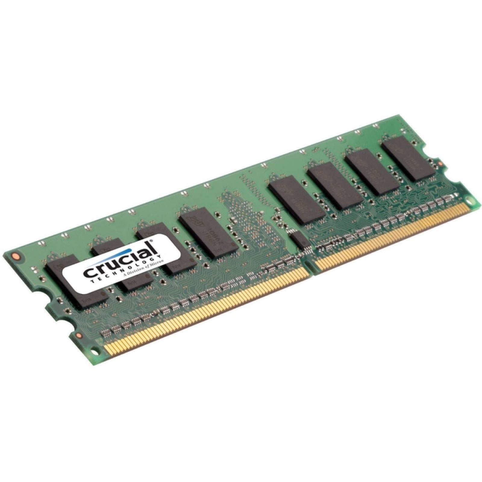 Mdulo de memoria SDRAM DDR3 de 16 GB (1 x 16 GB) crucial