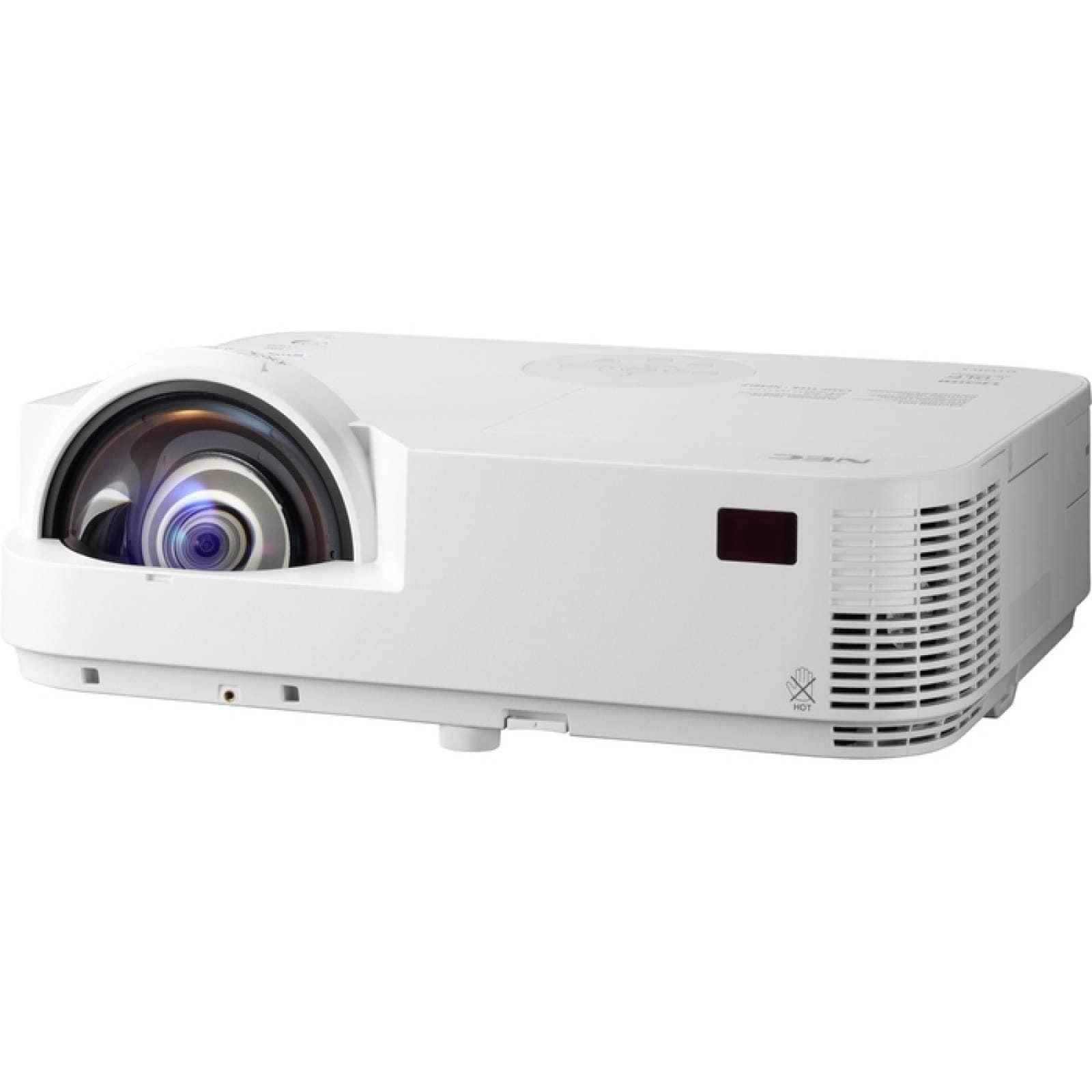 NEC Display NPM353WS Proyector DLP de tiro corto listo para 3D  720p  HDTV  1610