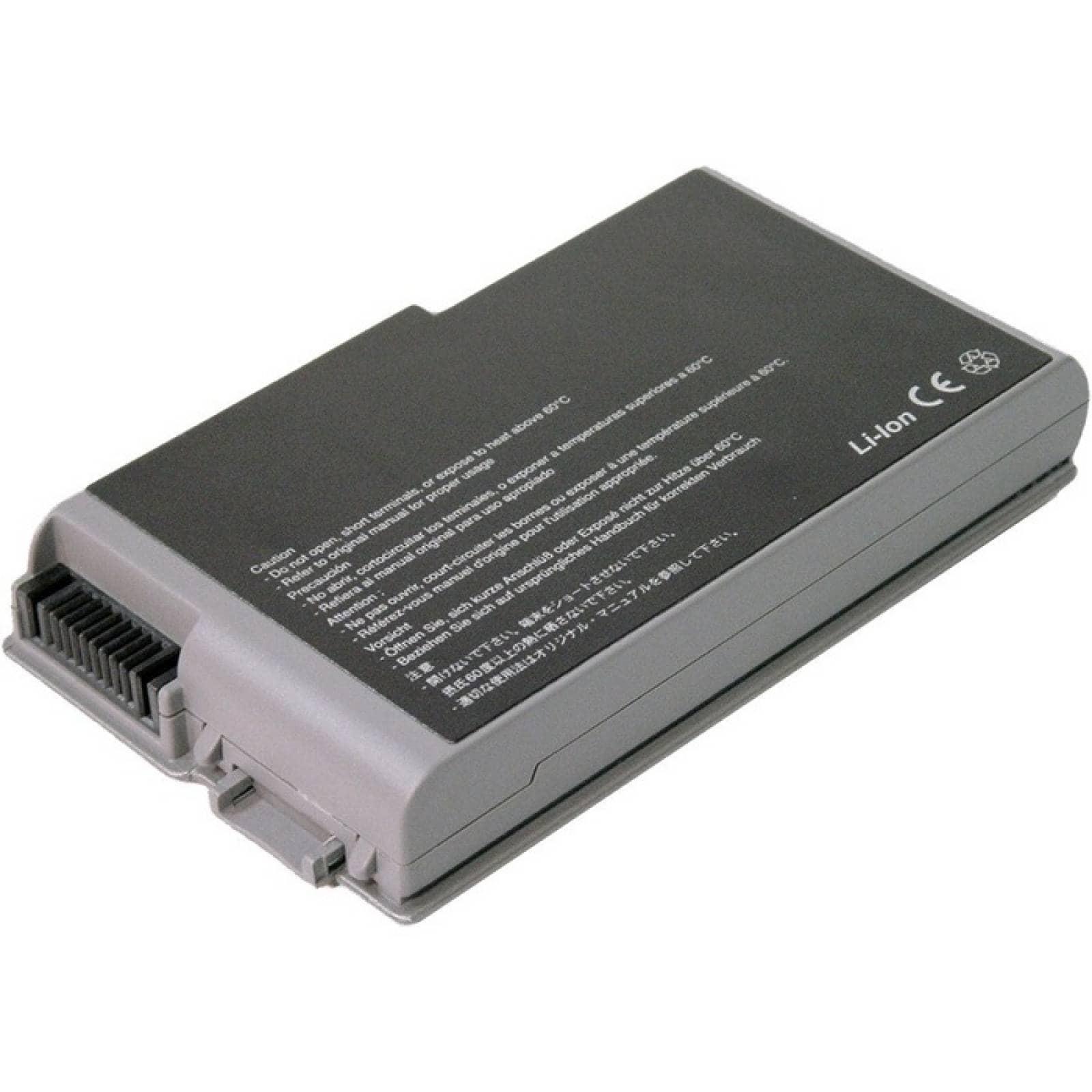 Batera de repuesto V7 DELL LATITUDE D600 D505 D500 OEM  3104482 3105195 4M983