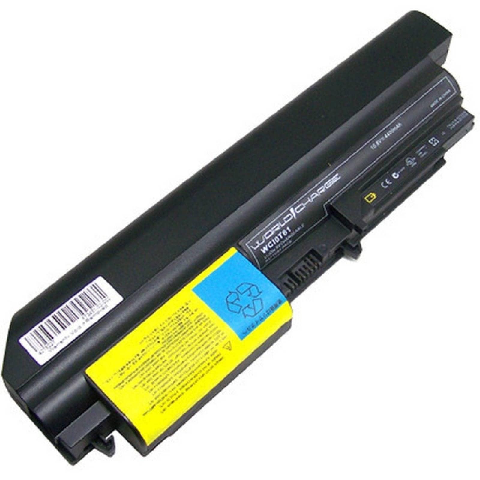 WorldCharge 41U3198 batera de 6 celdas para Lenovo ThinkPad