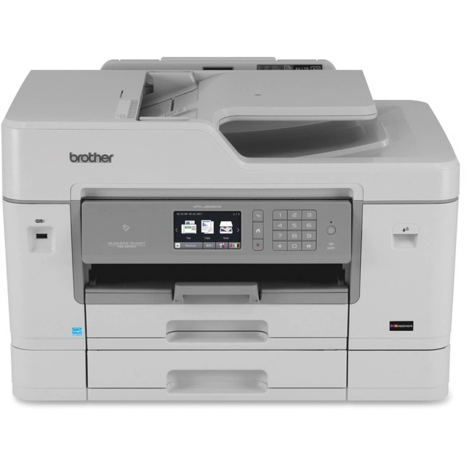 Impresora de inyeccin de tinta multifuncin Business Smart MFCJ6935DW