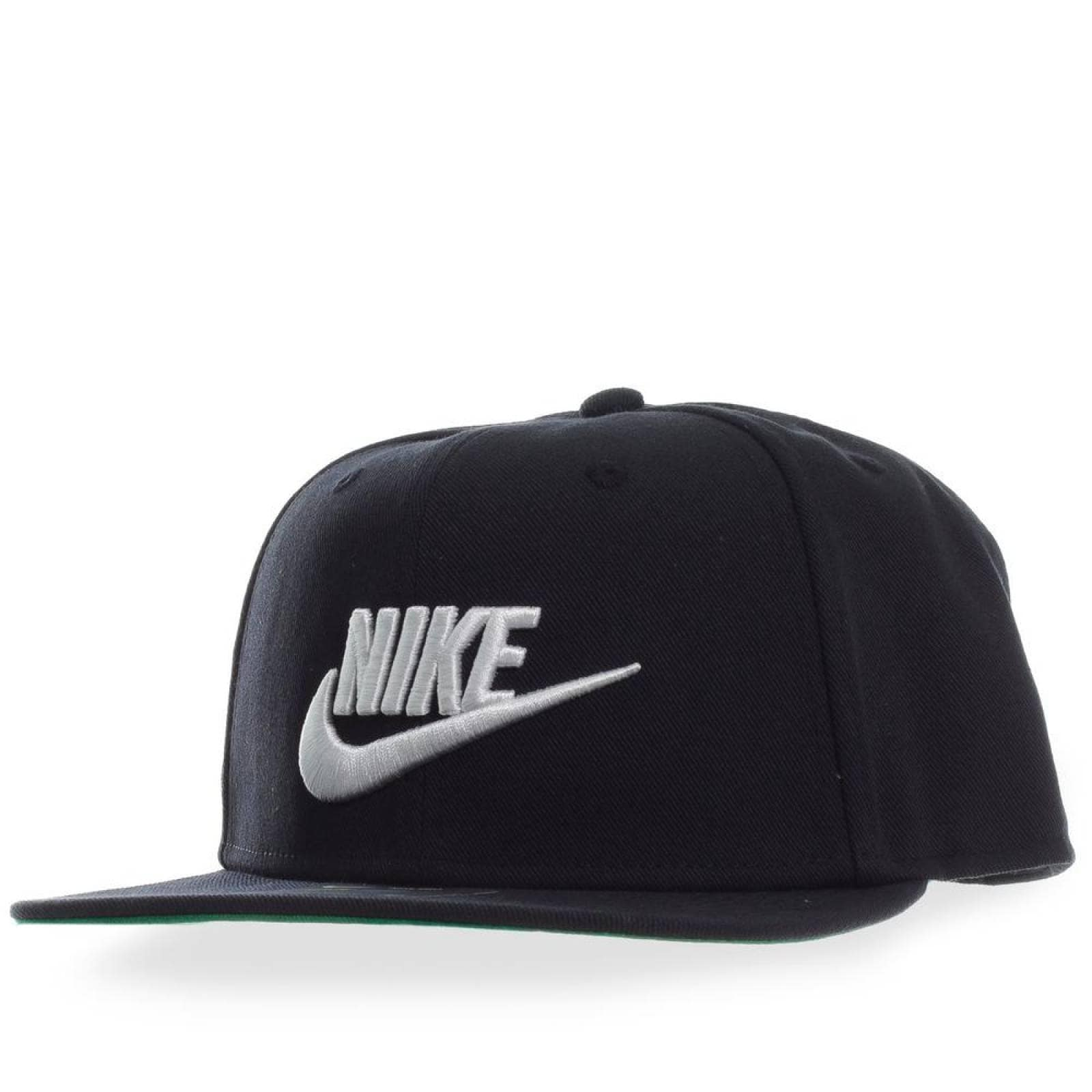 mejor 60% barato para toda la familia Gorra Nike Pro Futura - 891284010 - Negro - Unisex