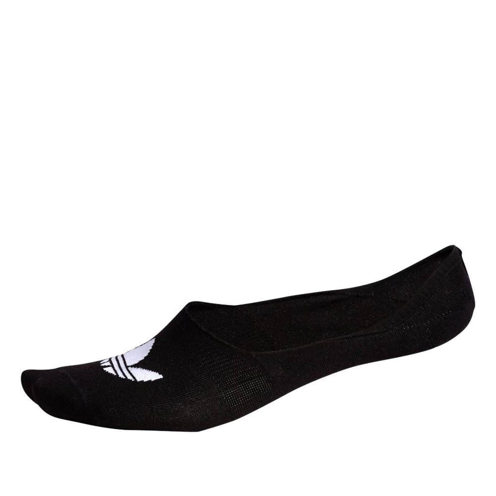 Calcetines Invisibles Adidas Low Cut BK5847 Negro Unisex