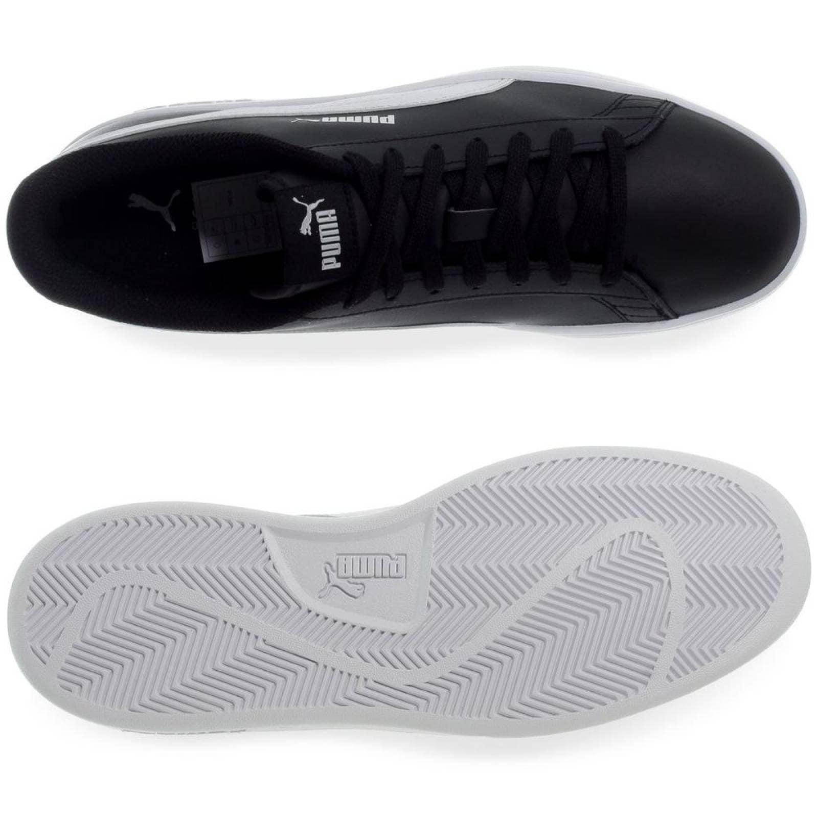 zapatillas puma negro hombre