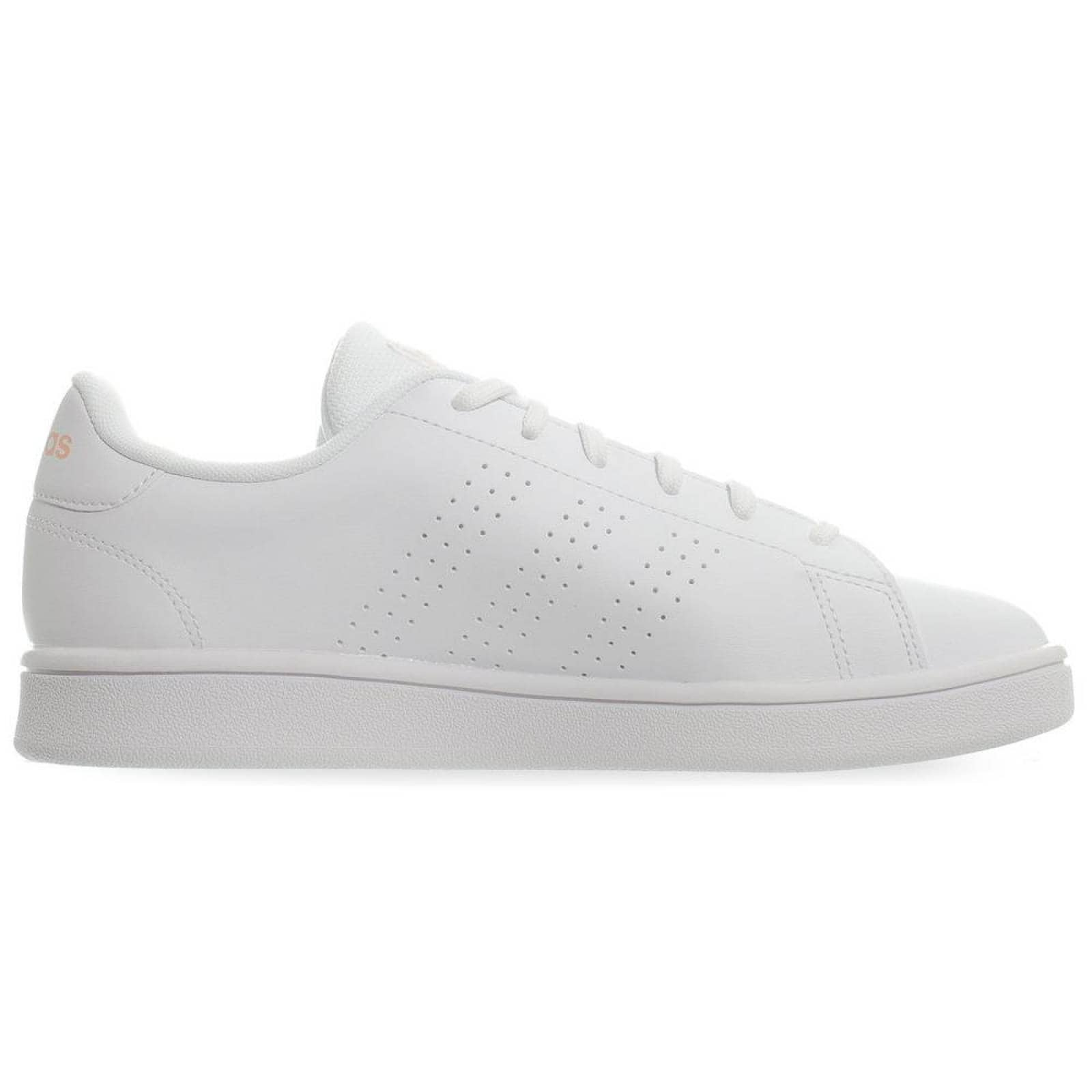 Tenis Adidas Advantage Base - EE7510 - Blanco - Mujer