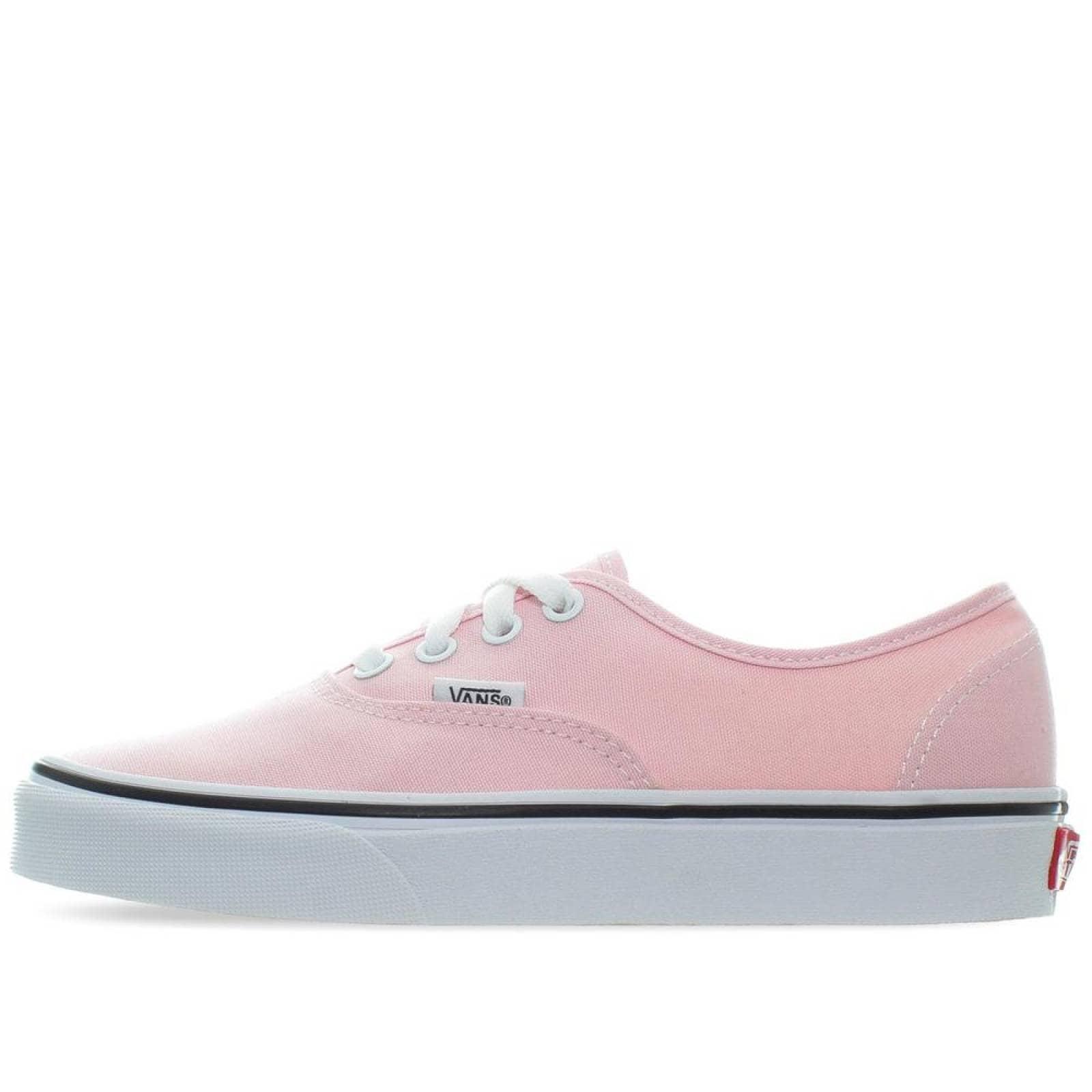 zapatos vans de mujer rosa