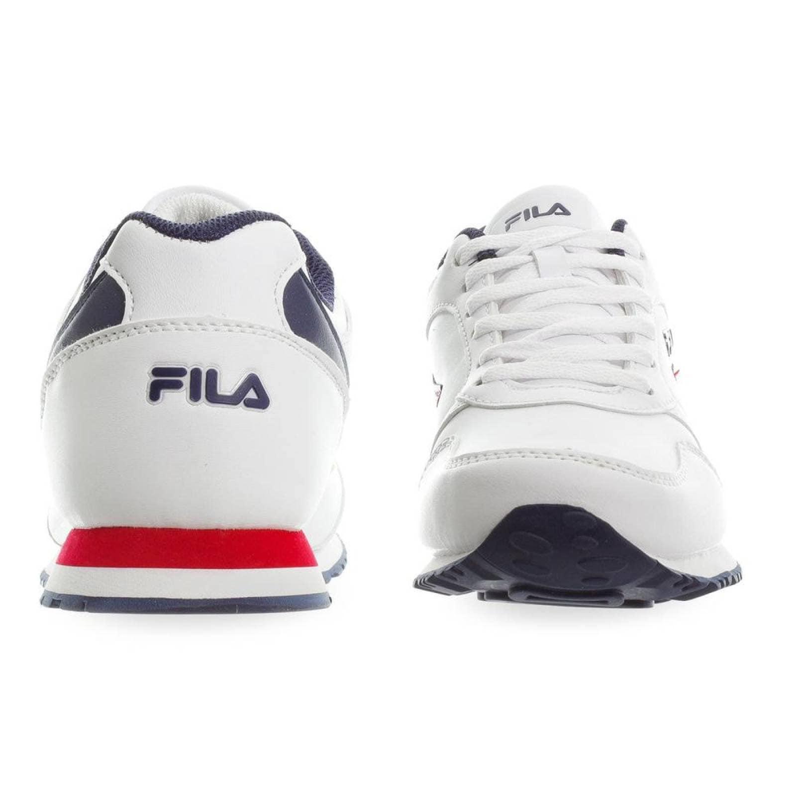 Tenis Fila Classico 18 - 1CM00141125 - Blanco - Hombre