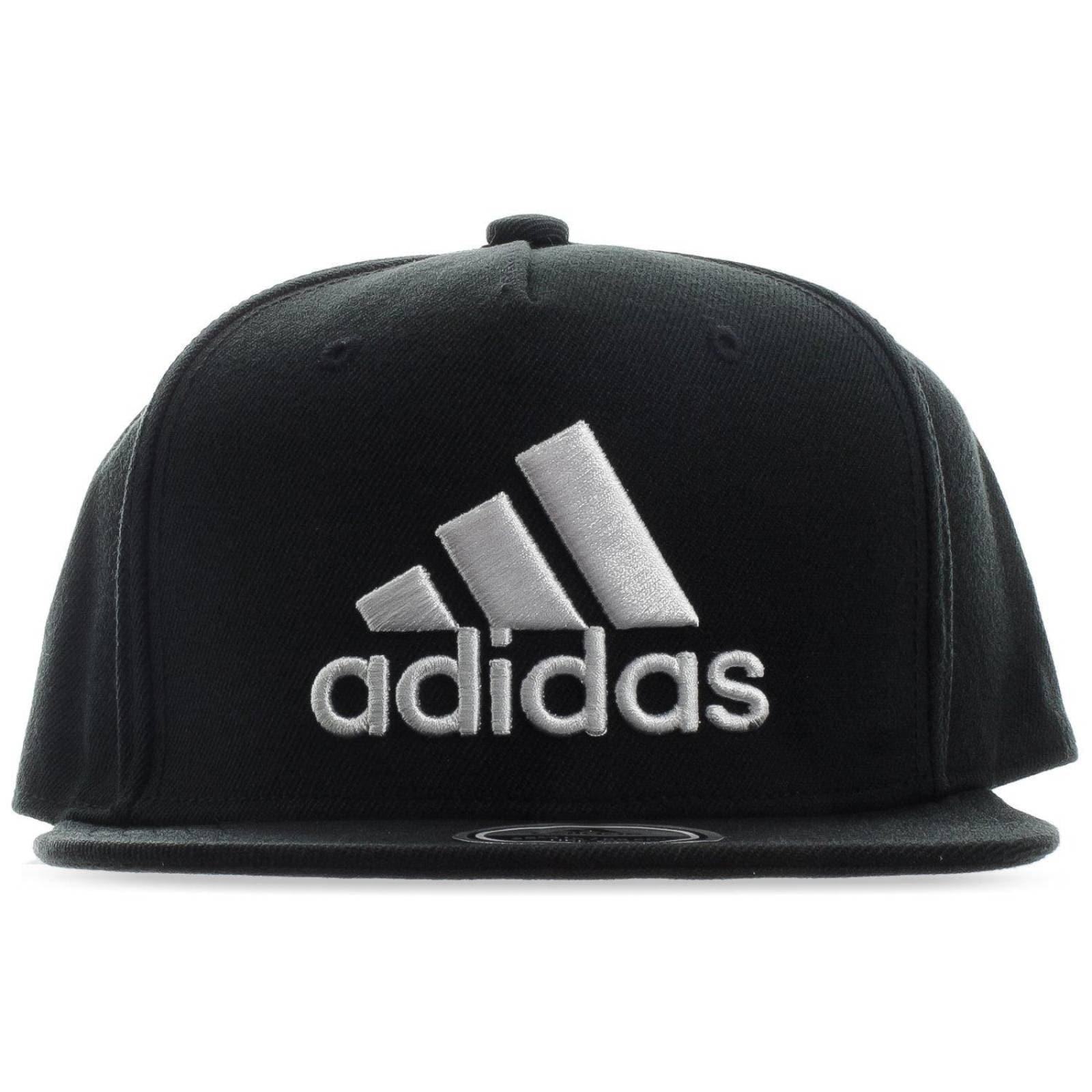 Departamento Tratar Vibrar  Gorra Adidas SnapBack Logo - FK0855 - Negro - Unisex