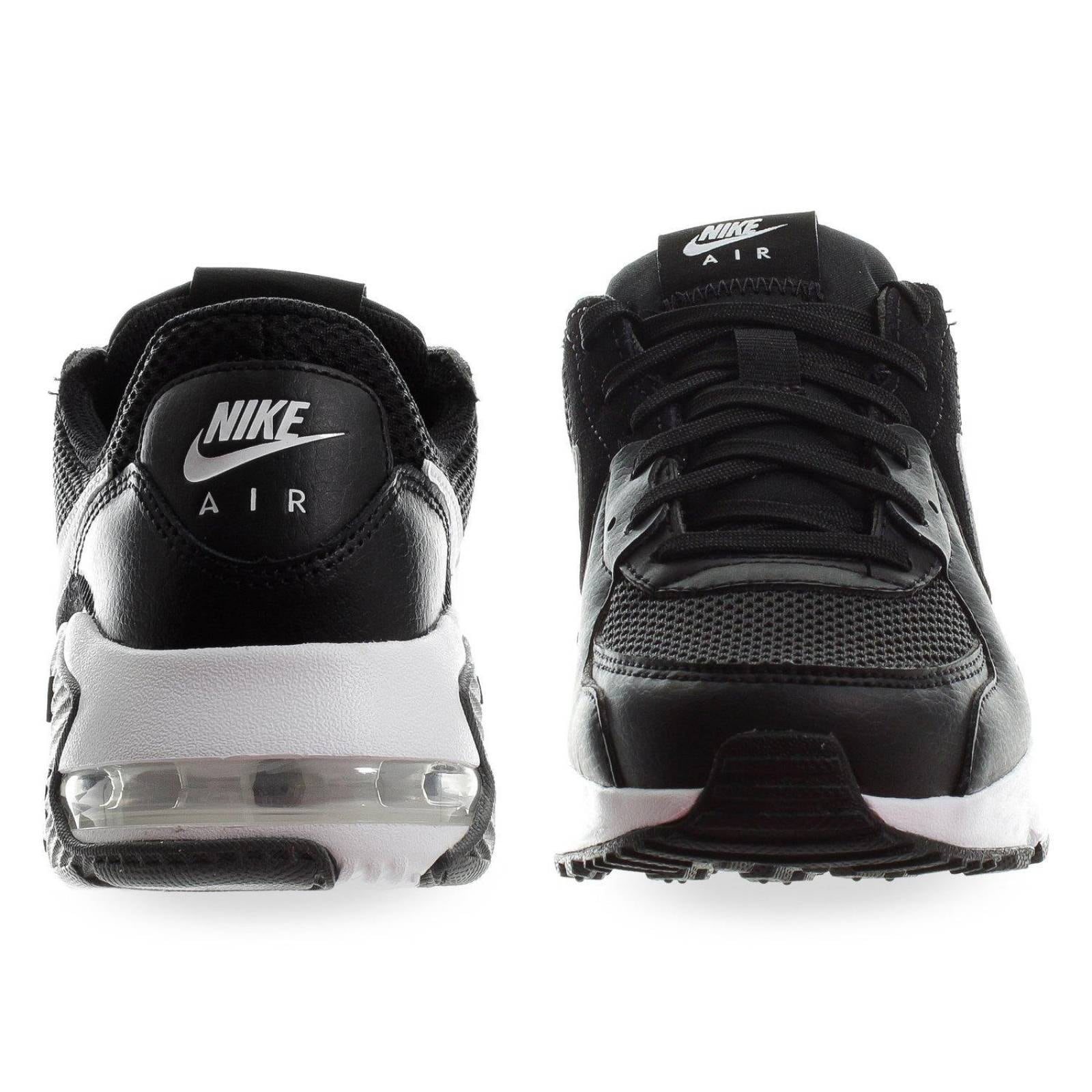 palo Memoria dinámica  Tenis Nike Air Max Excee - CD4165001 - Negro - Hombre
