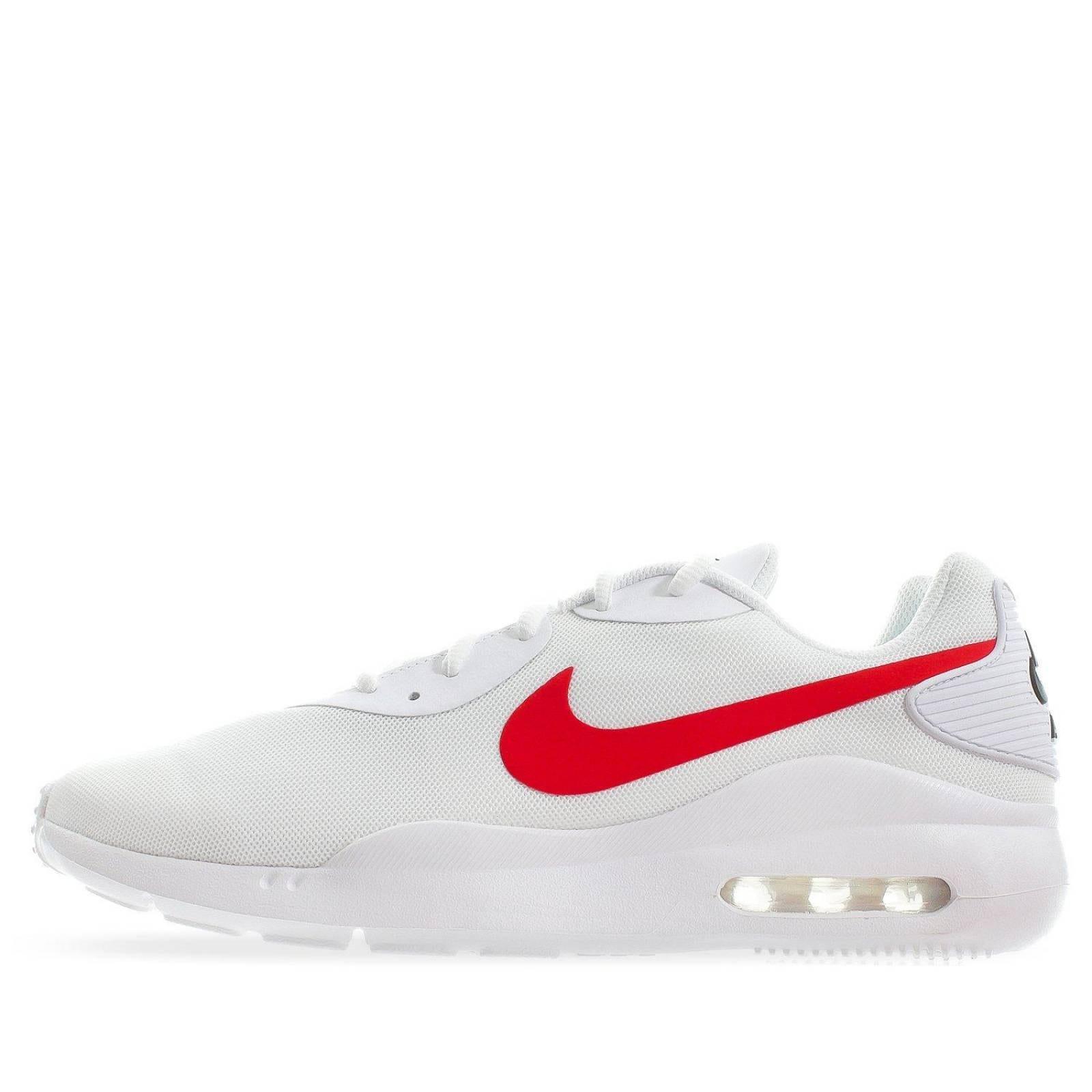 Tenis Nike Air Max Oketo - AQ2235103 - Blanco - Hombre
